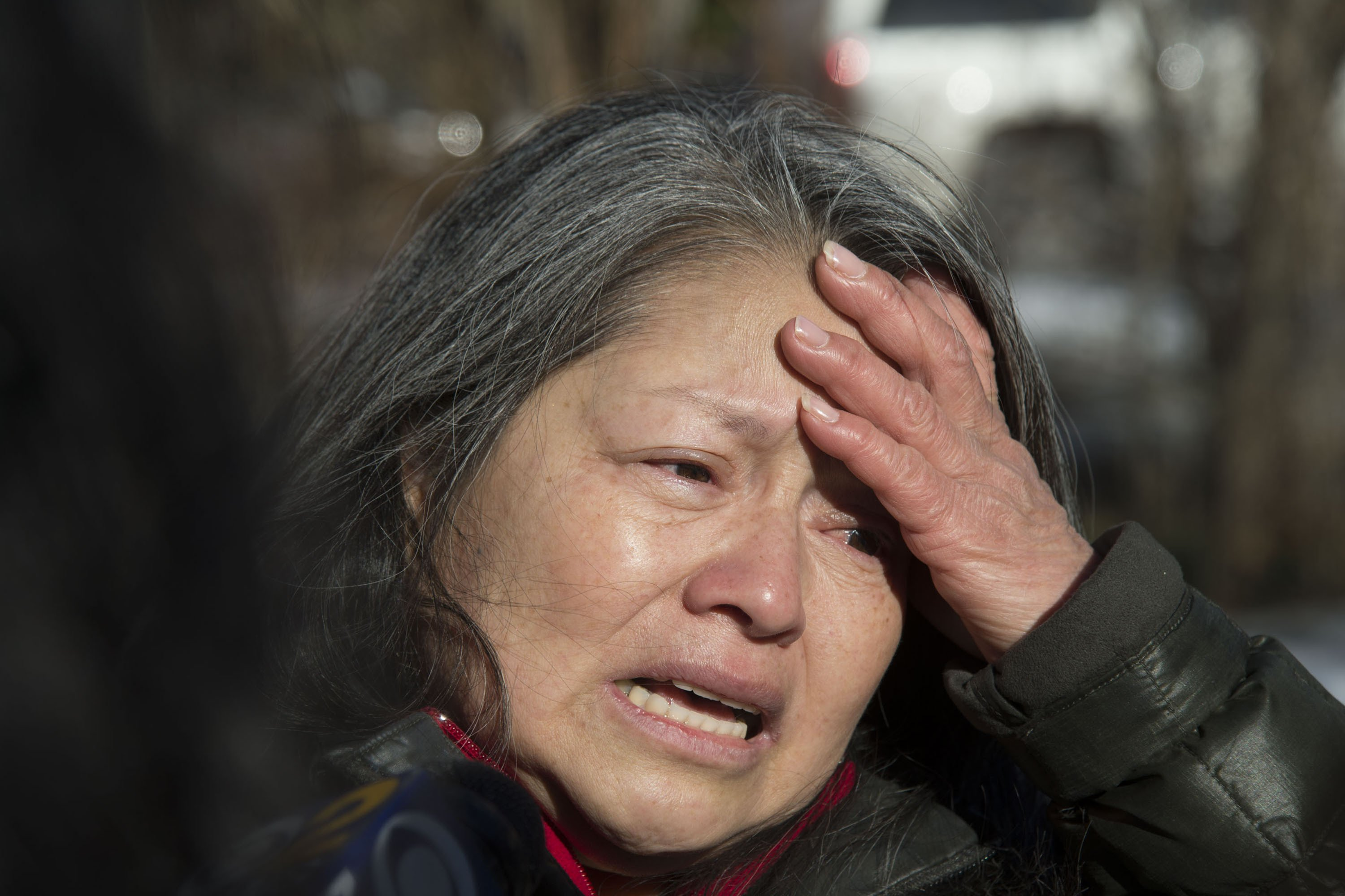 Nanny tearfully recalls 'lovely' family of five killed in plane crash