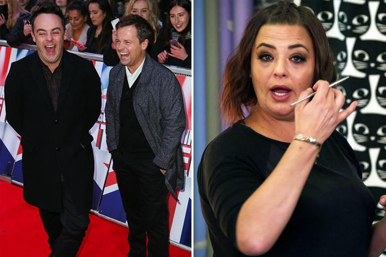 Declan Donnelly 'torn between best friend Ant McPartlin and estranged wife Lisa Armstrong' claim new reports