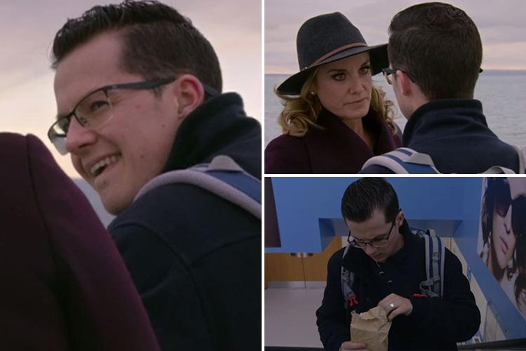 Ben Mitchell leaves Eastenders almost empty handed as mystery assailant steals the heist money – and Mel Owen's gang is hot on his tail