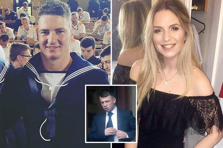 Boxer bottled sailor in vicious nightclub attack and punched girlfriend who tried to stop him