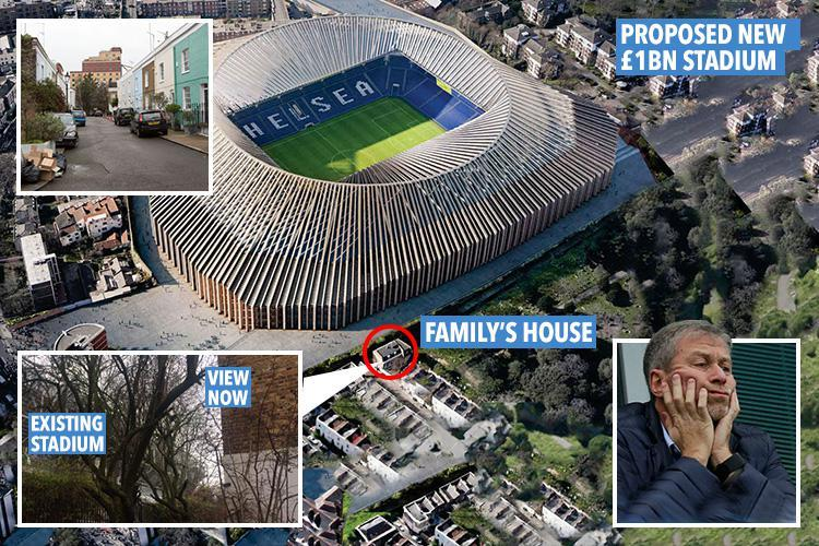 Chelsea stadium boost as council agree to purchase land and lease it to Premier League club