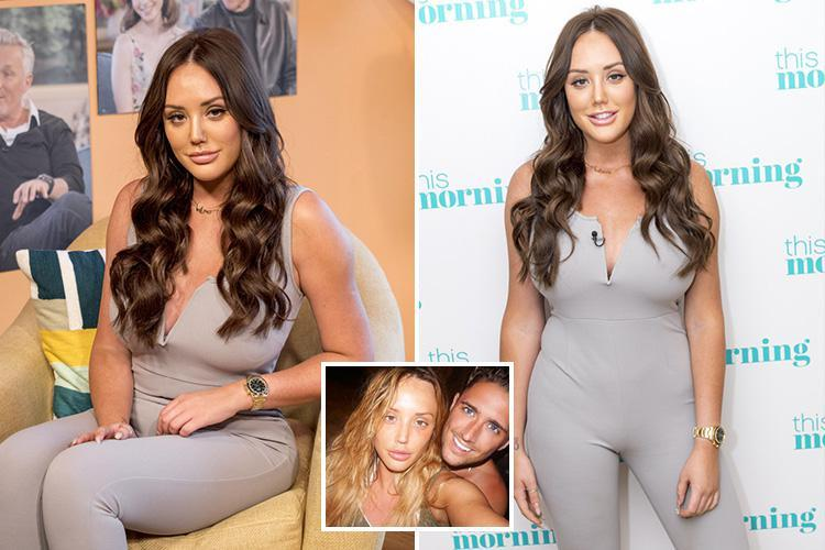 Charlotte Crosby boasts ex Stephen Bear will 'see what he's missing' after she kicks off New Year diet
