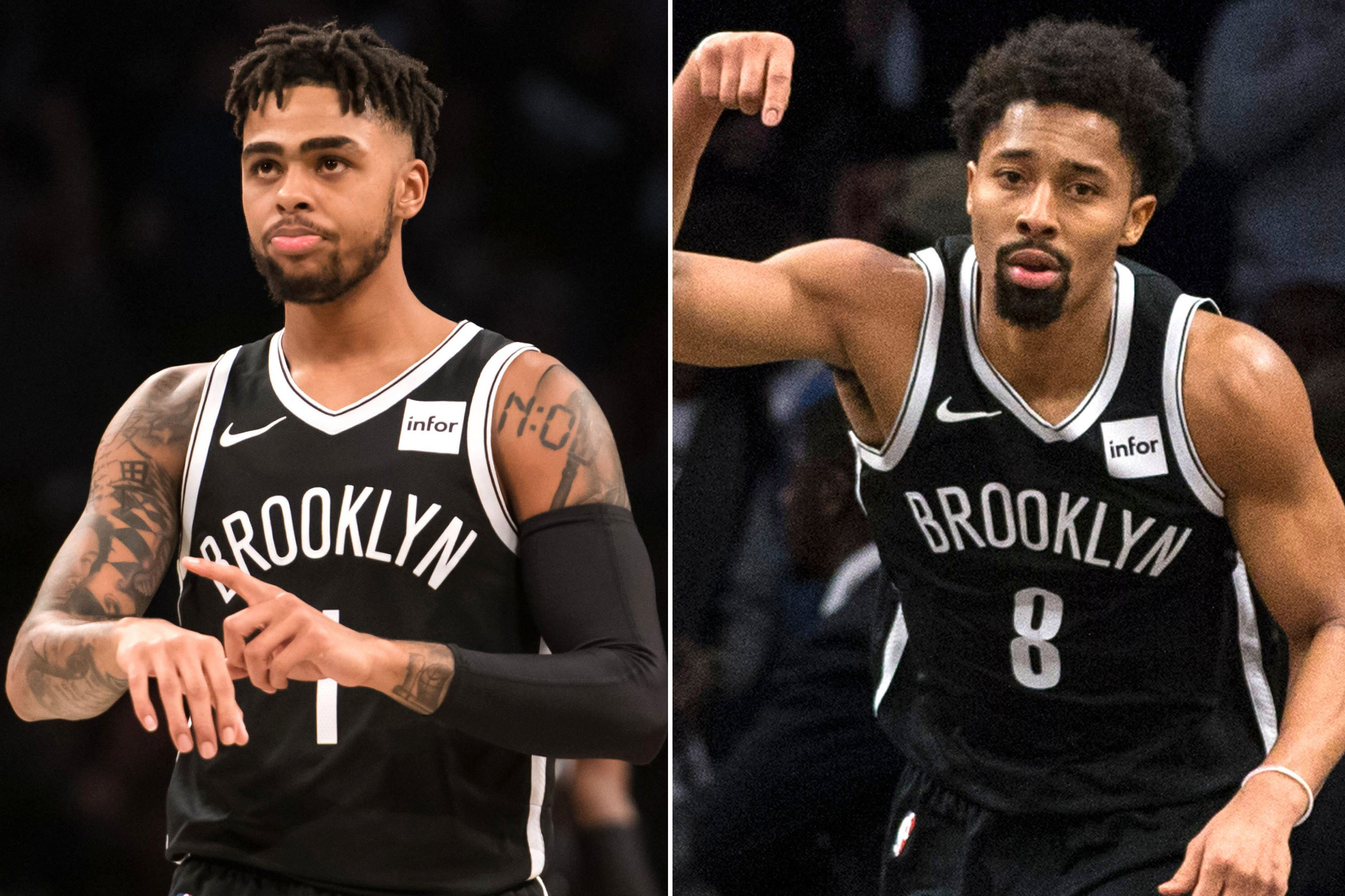 What D'Angelo Russell's return means for Dinwiddie, Nets