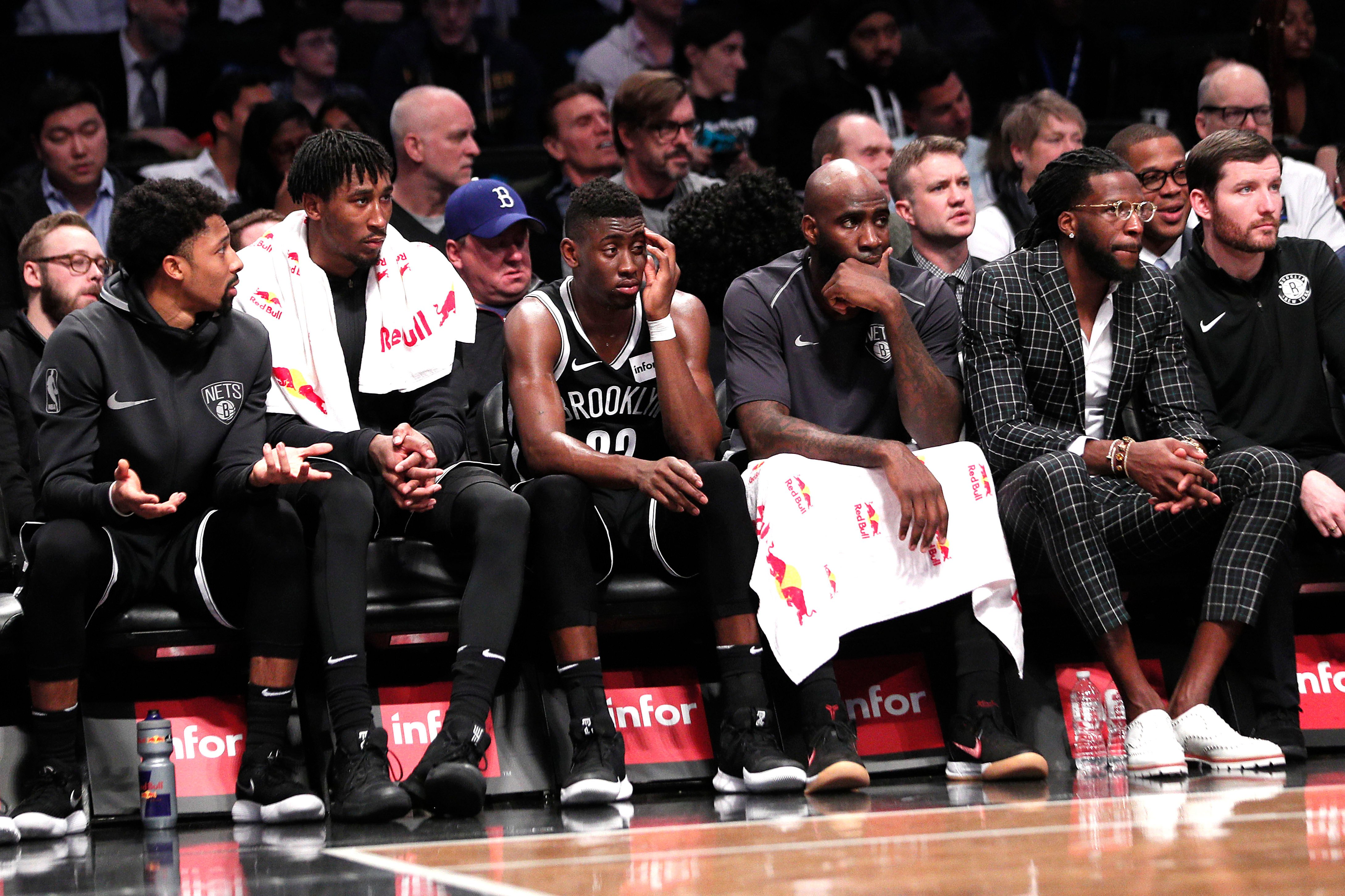 Nets get destroyed in Barclays stinker