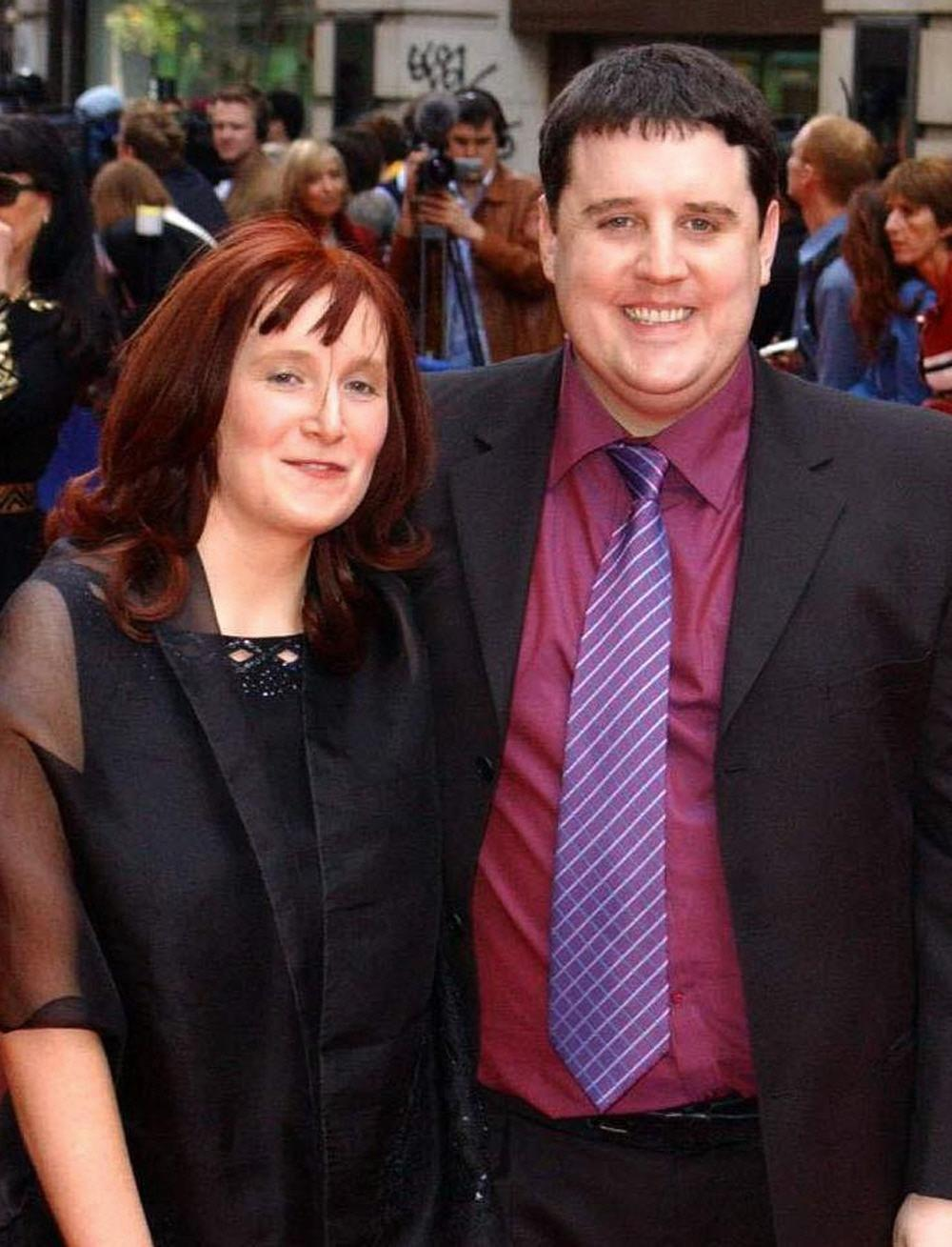 Who is Peter Kay's wife Susan Gargan, when did they get married and do they have children?