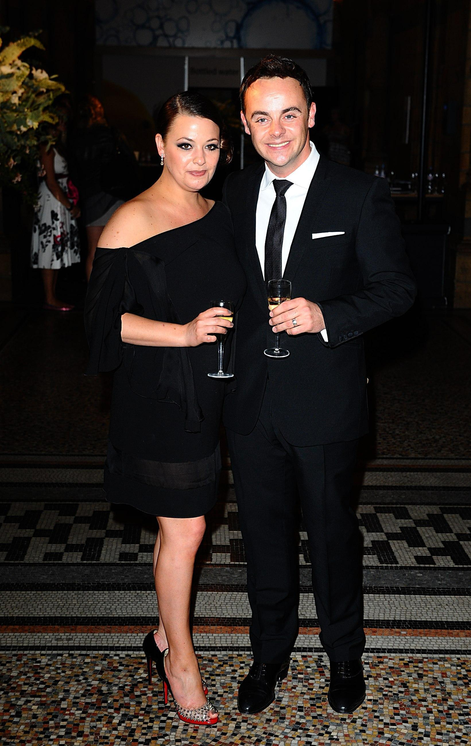 Who is Ant McPartlin's wife Lisa Armstrong? Strictly Come Dancing make-up artist and singer