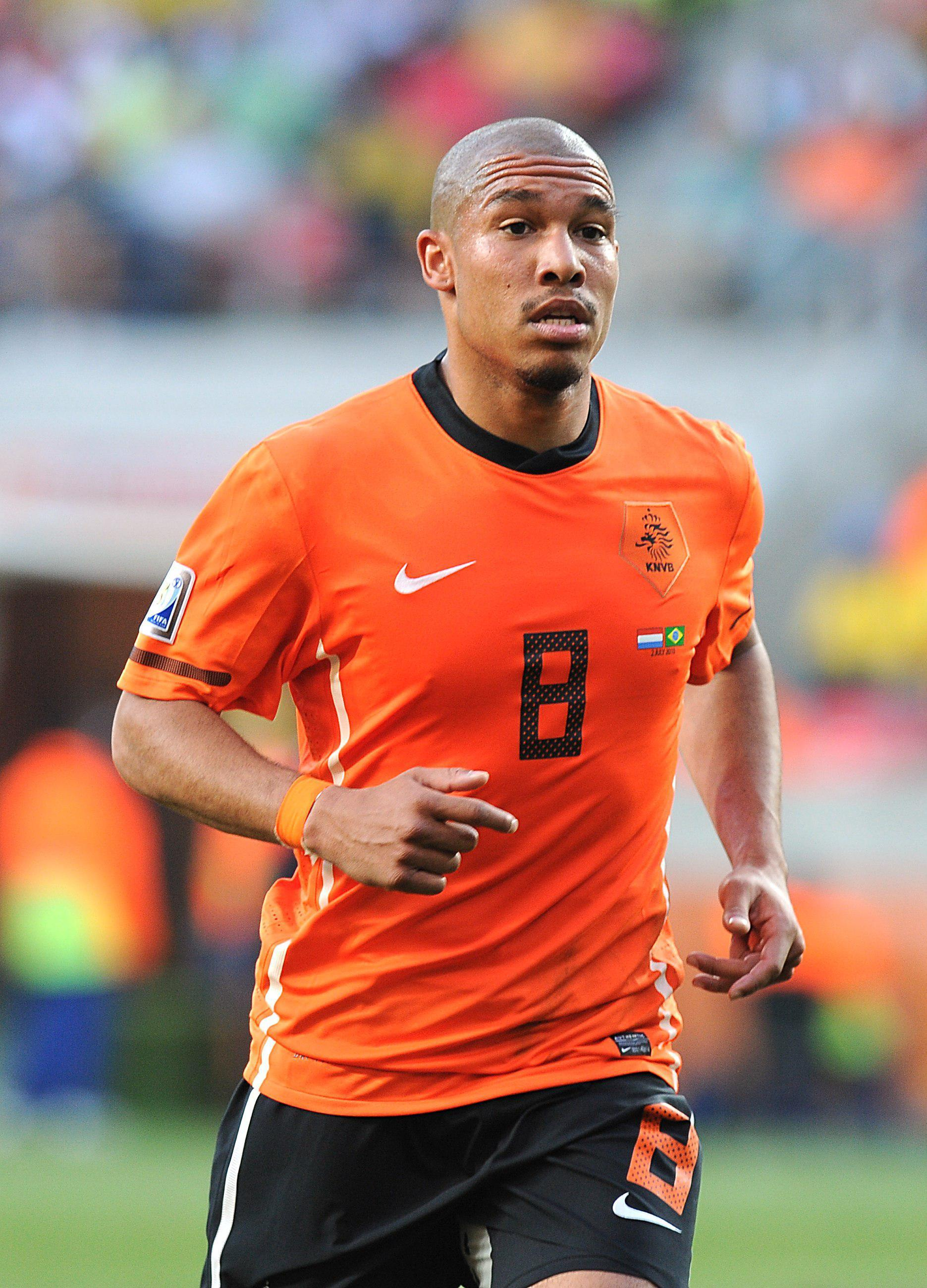 Ex-Manchester City star Nigel de Jong leaves Turkish giants Galatasaray to join Mainz