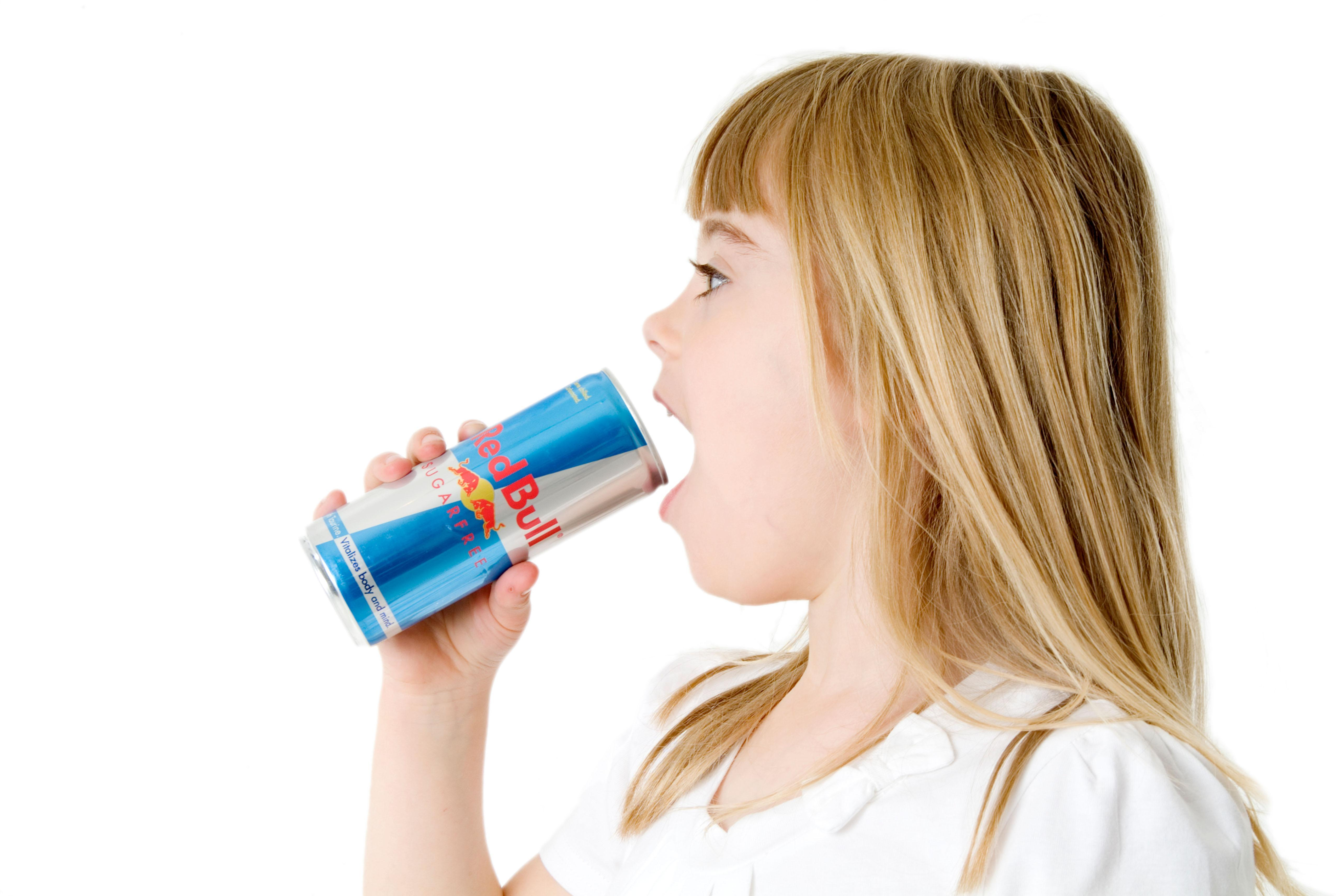 Energy drinks 'trigger nasty side effects like heart problems and seizures in HALF of kids'