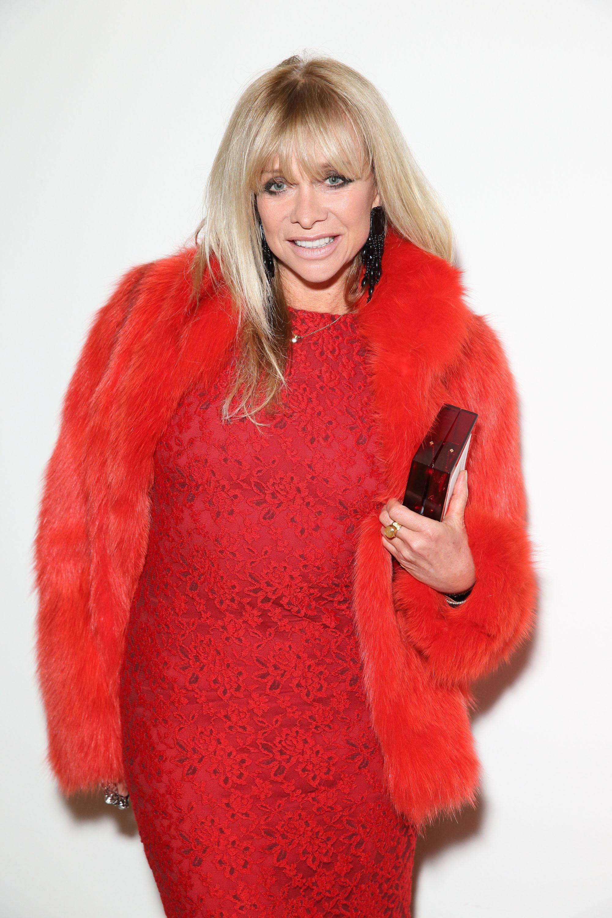 How old is Jo Wood, what's her net worth, when was she married to Rolling Stones' Ronnie and does she have a boyfriend?