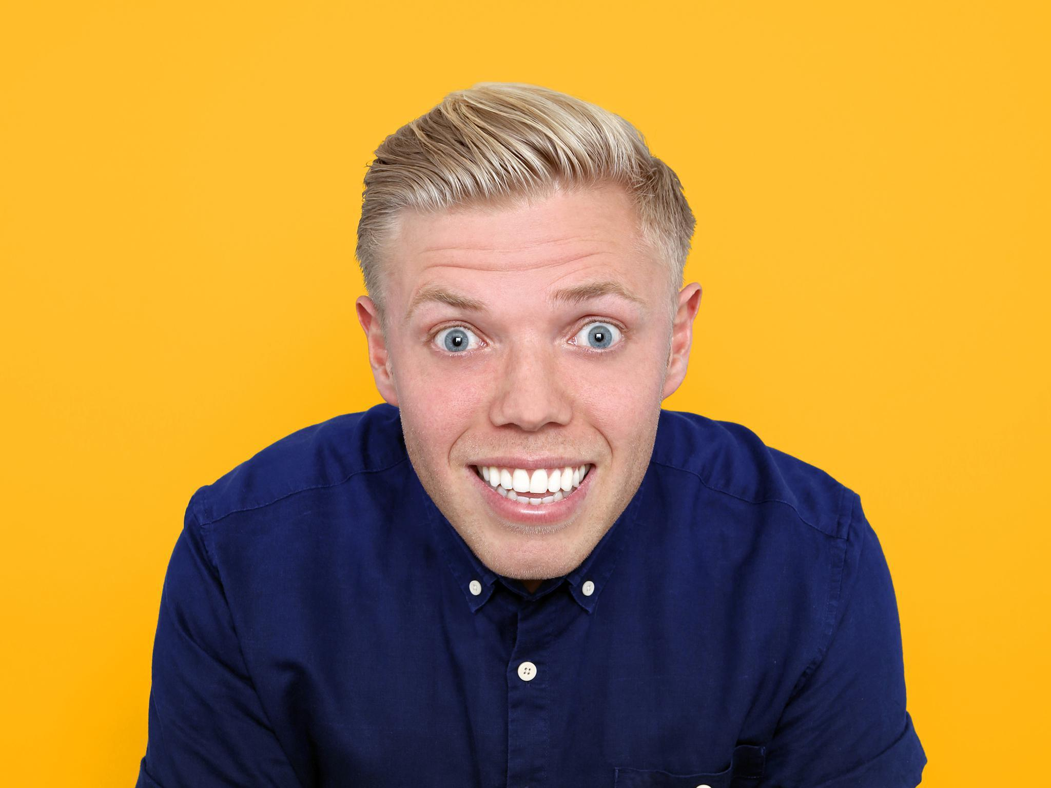 Who is Rob Beckett? Wedding Day Winners host, 8 Out Of 10 Cats captain and hit comedian