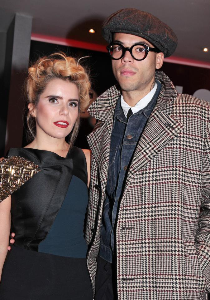 Who is Paloma Faith's 'husband' Leyman Lahcine, where does he work and when did they have their first child?