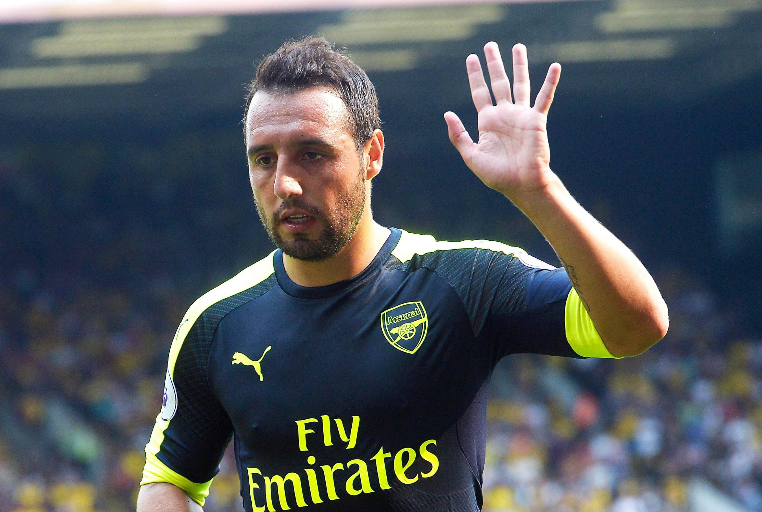 Santi Cazorla targets Arsenal return next season but injury-stricken ace admits he may forget how to play football by then