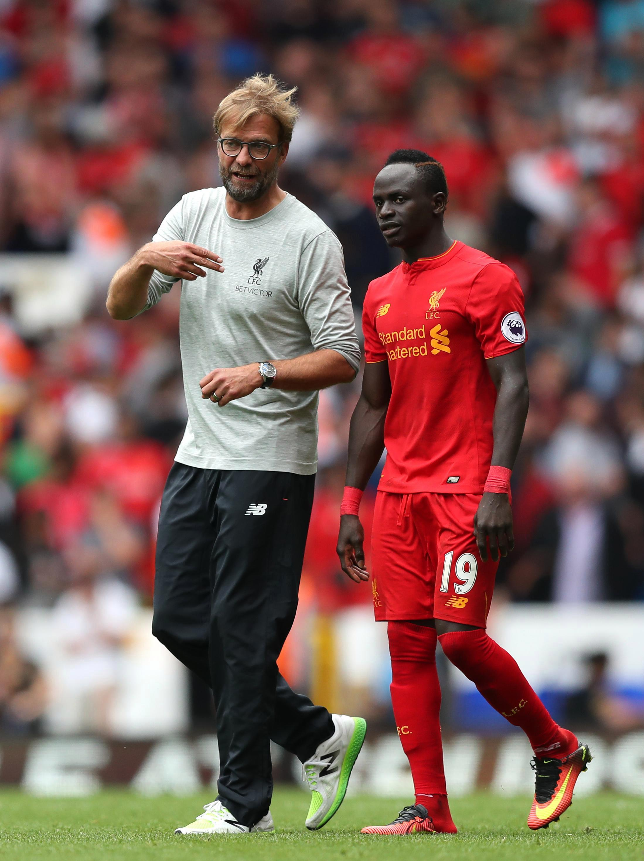 Liverpool news: Sadio Mane lifts the lid on why he has become Anfield's Incredible Sulk and his relationship with Jurgen Klopp