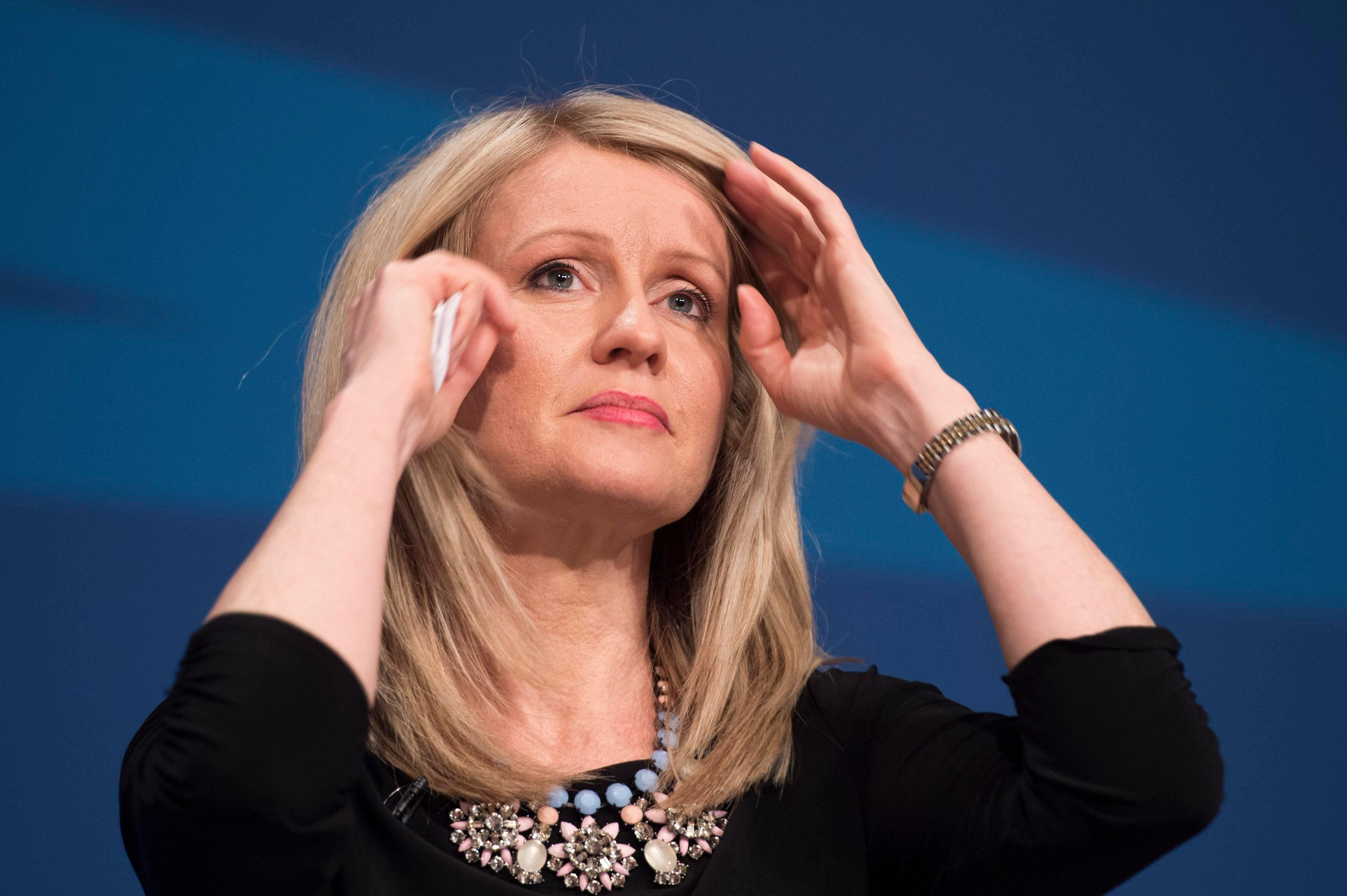 Who is Esther McVey? New Secretary of State for the DWP and Tory MP for Tatton