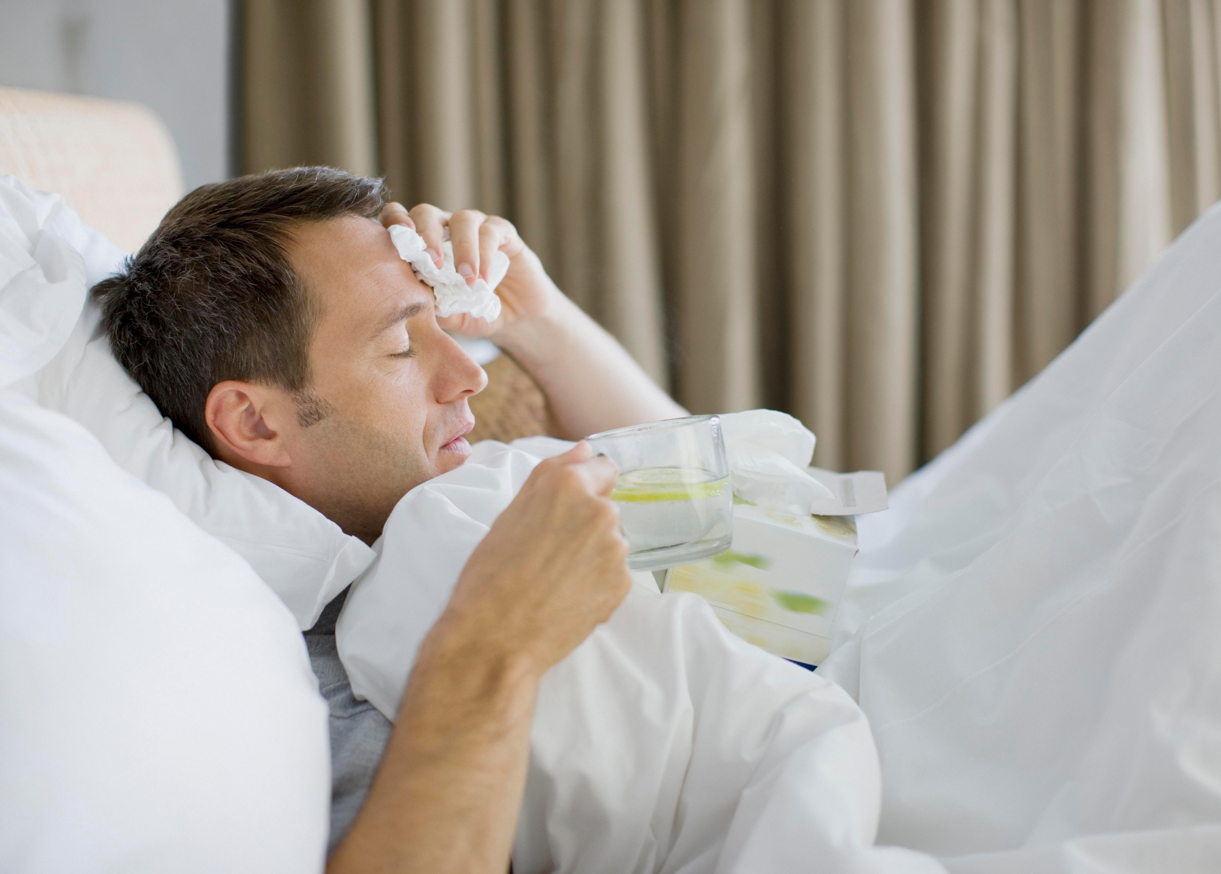 NHS swamped by flu crisis as admissions TRIPLE in a week – and killer Aussie strain spreads