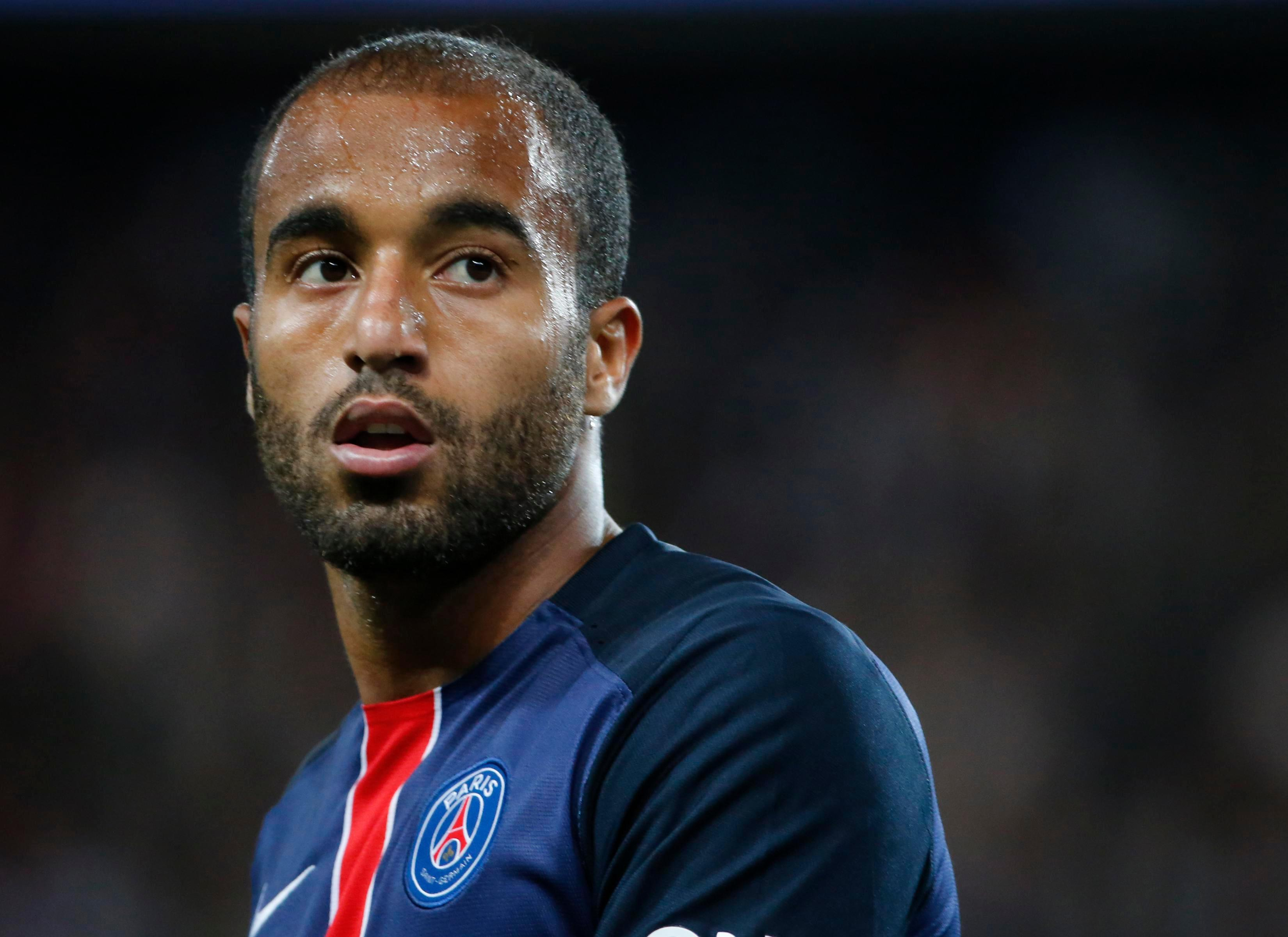 Manchester United joined by Napoli in race for wantaway PSG ace Lucas Moura