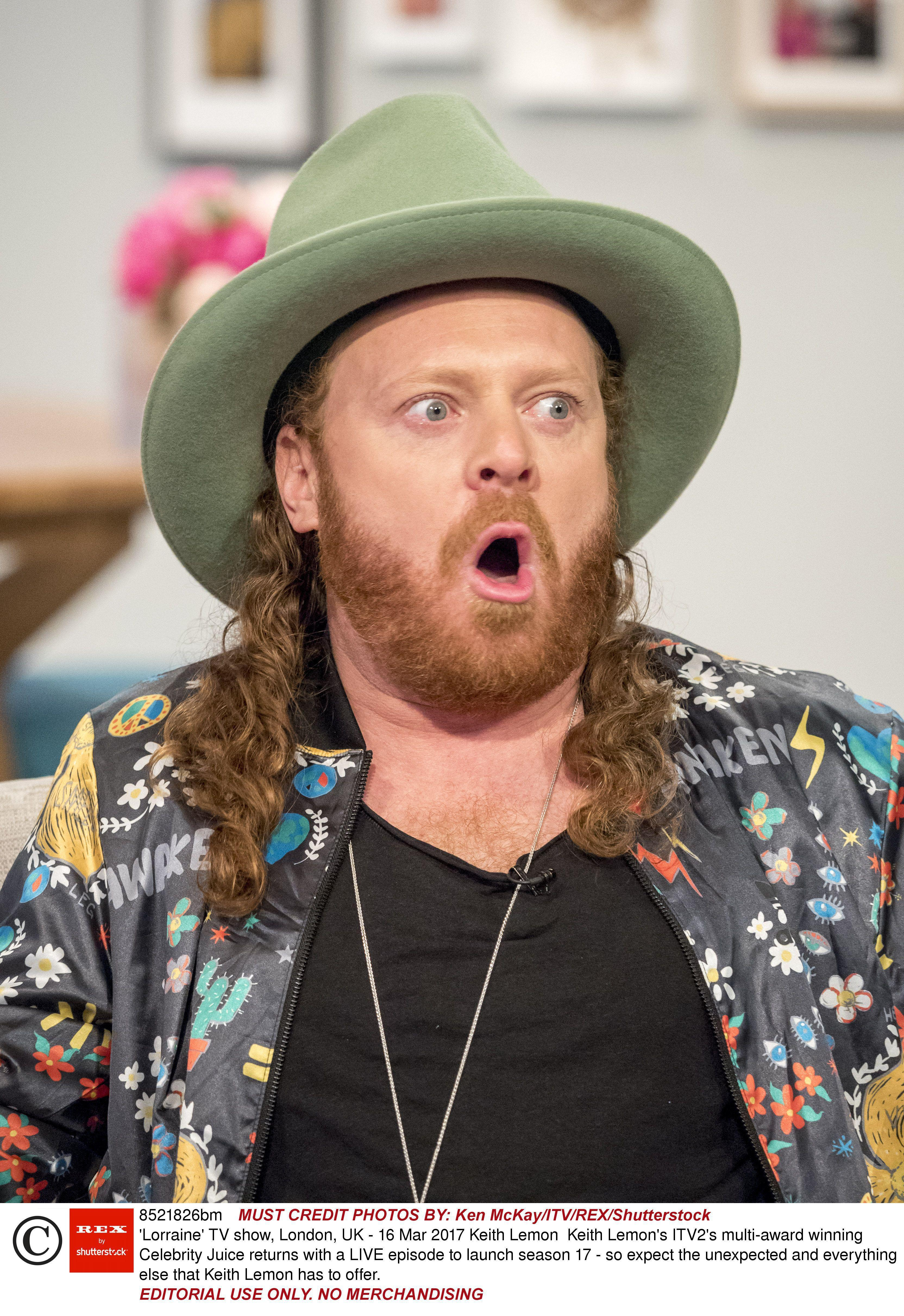 Who is Keith Lemon, what is the Celebrity Juice and Through The Keyhole host's real name and is he married?