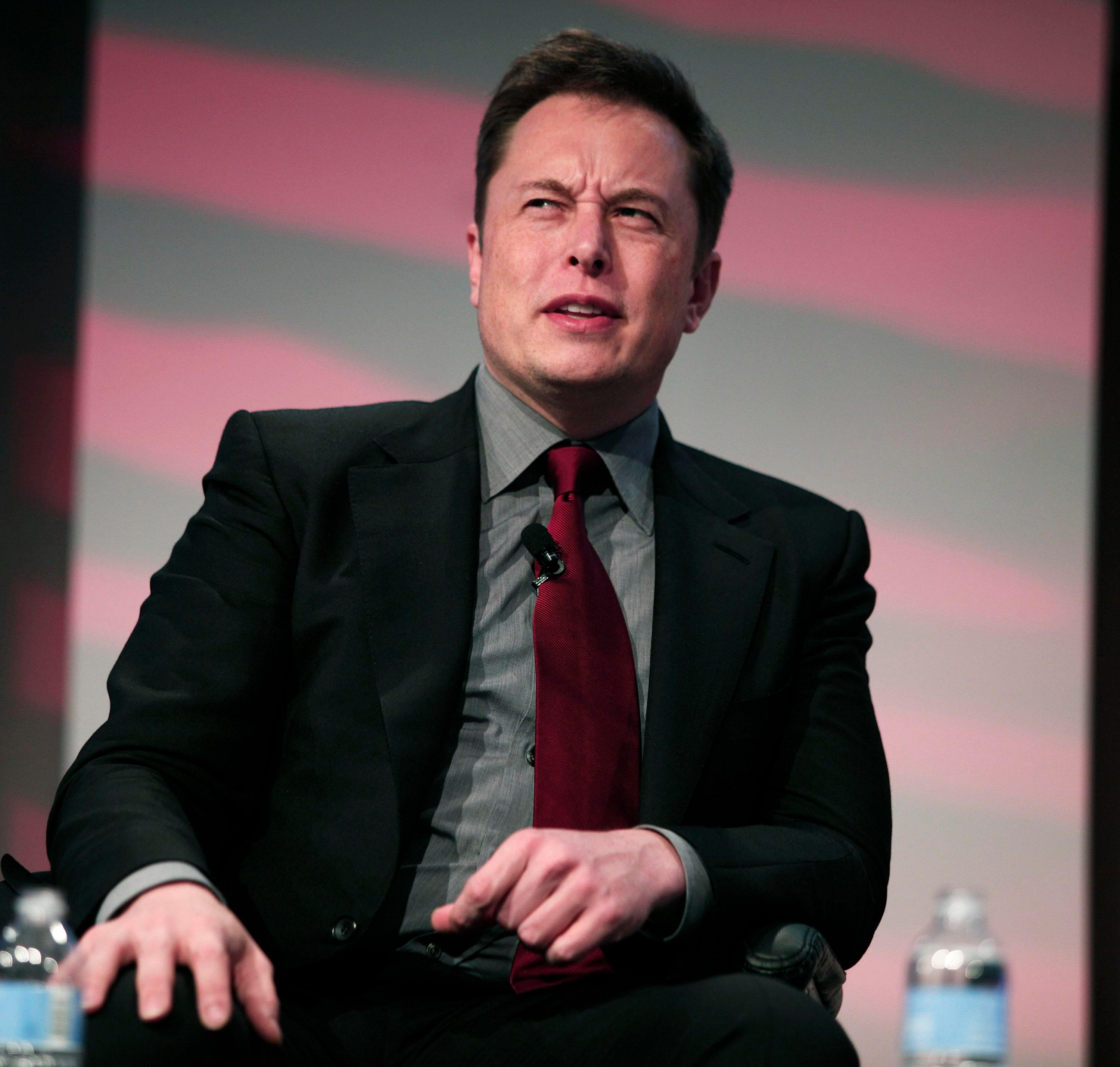 SpaceX boss Elon Musk admits attending infamous Silicon Valley 'sex and drugs party'… but denies it was anything like as wild as sensational book claims