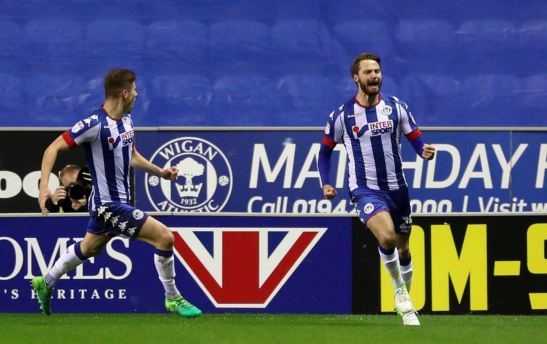 Nick Powell set to snub Aston Villa and sign new deal at Wigan… providing takeover of club goes through