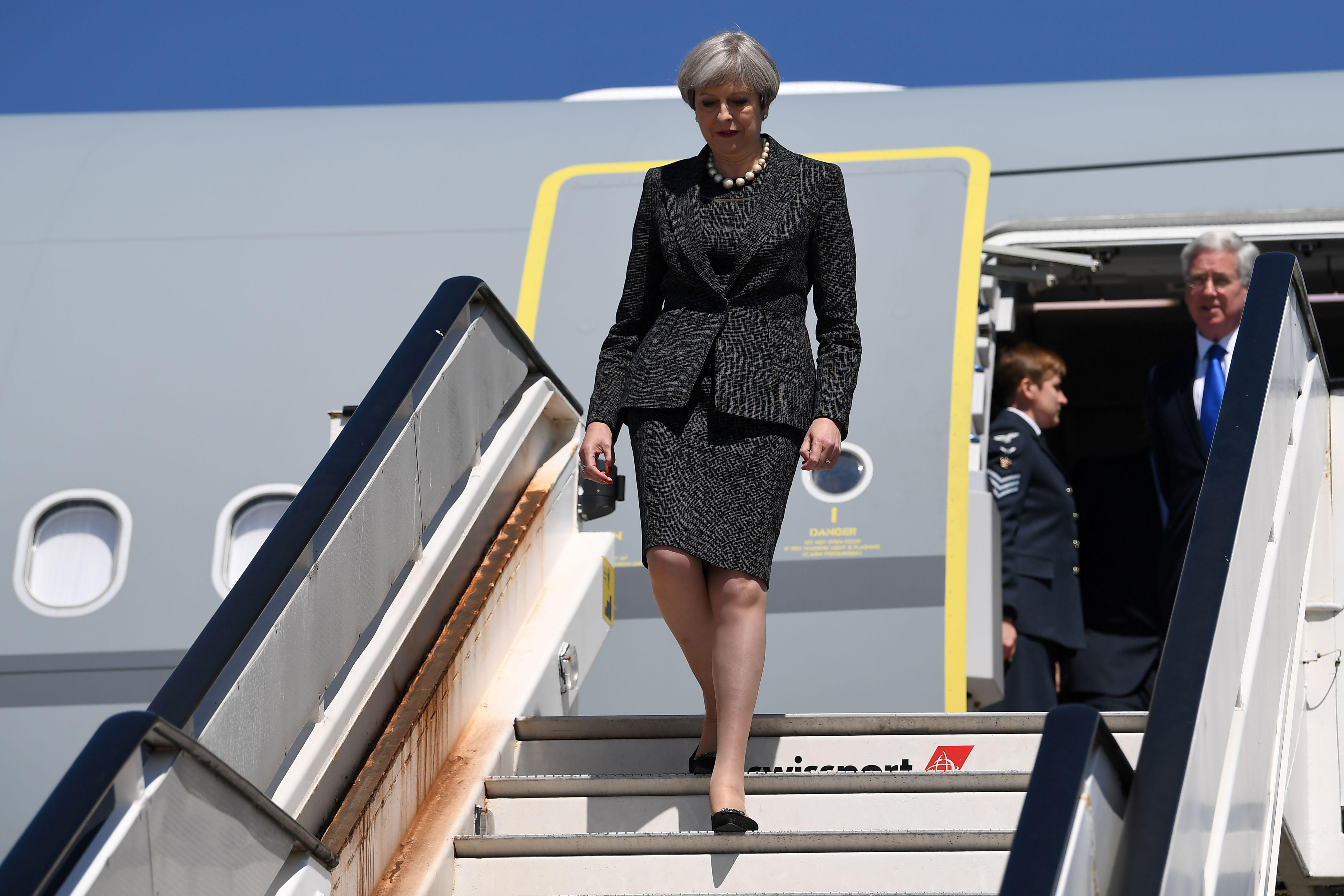 Theresa May will bang the drum for Brexit Britain as she jets to China with biggest ever business delegation for a Government trip