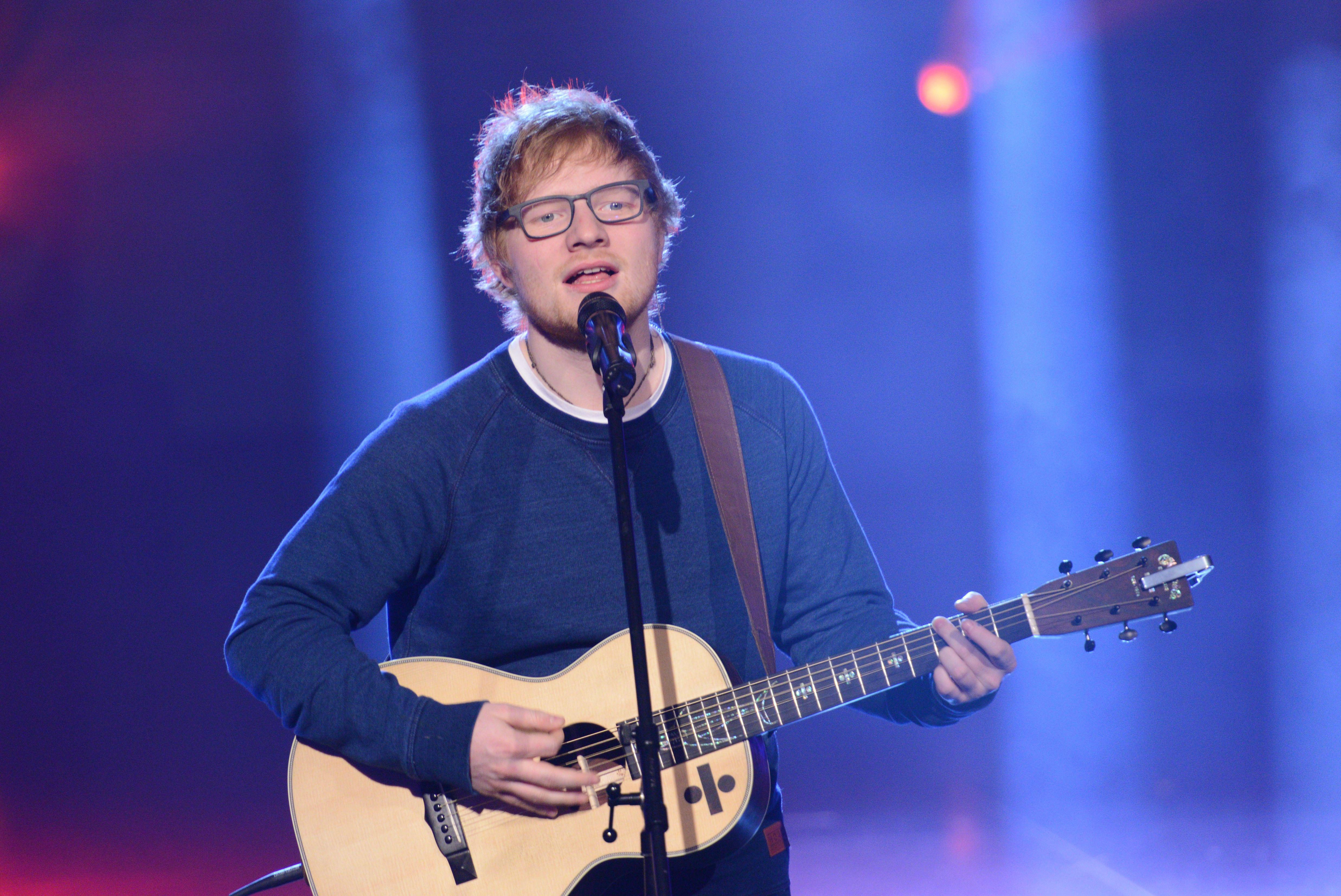 What is Ed Sheeran's net worth, how old is he, who's his girlfriend Cherry Seaborn and what are his biggest songs?