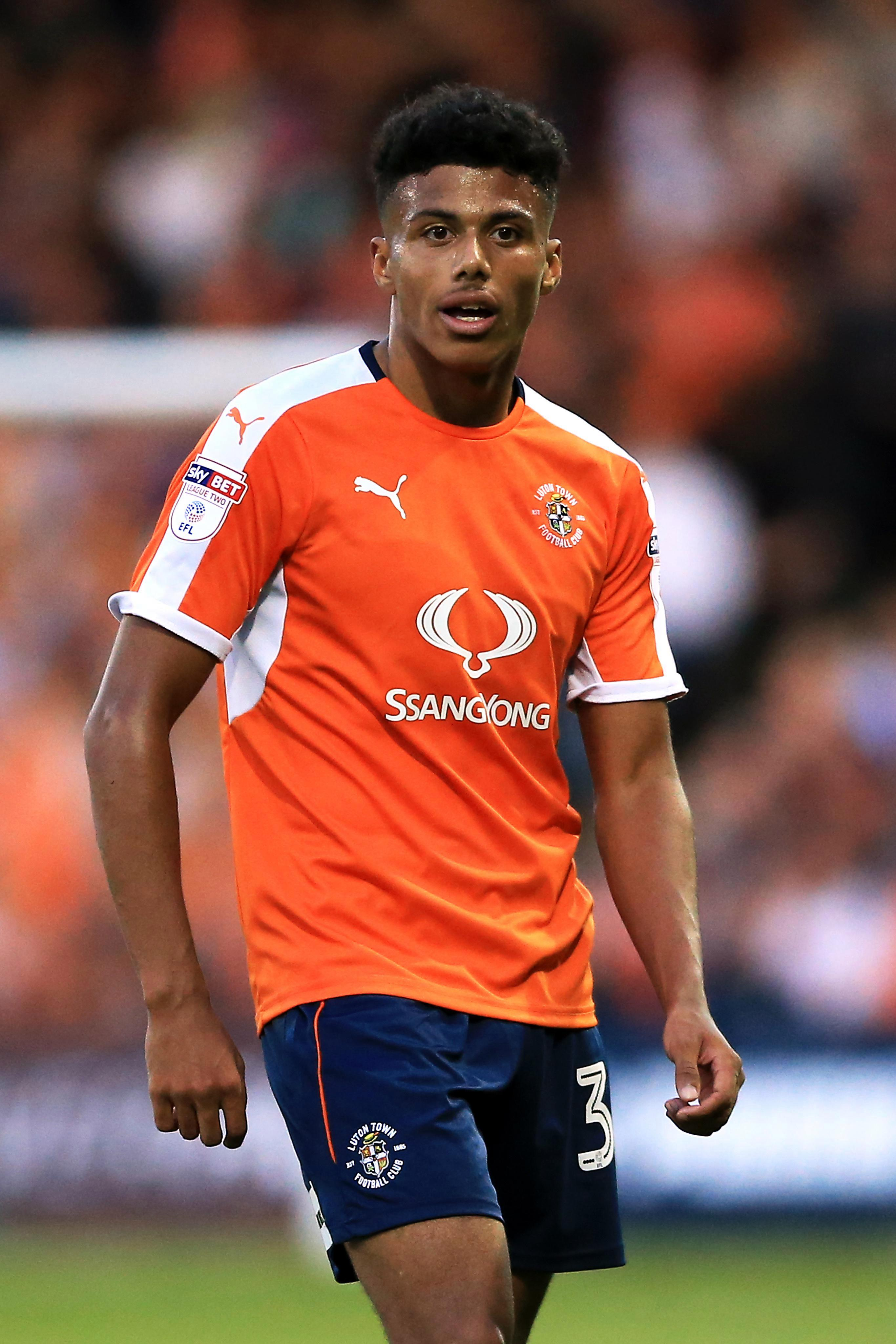Brighton transfer news: Seagulls set to sign Luton right-back James Justin for fee in region of £1.5milion
