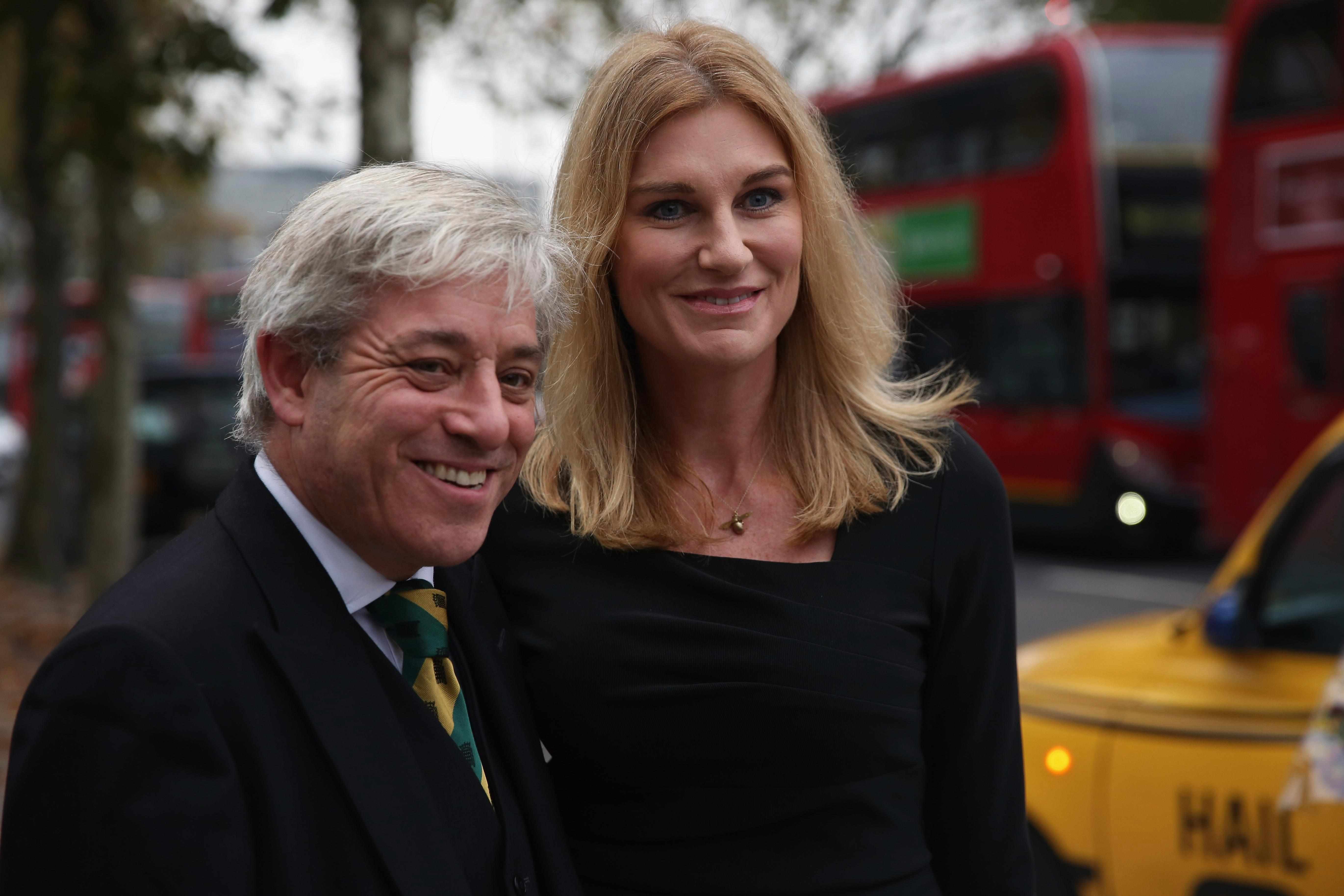 Sally Bercow hired John Worboys as a stripper at Tory event during her time at Oxford University