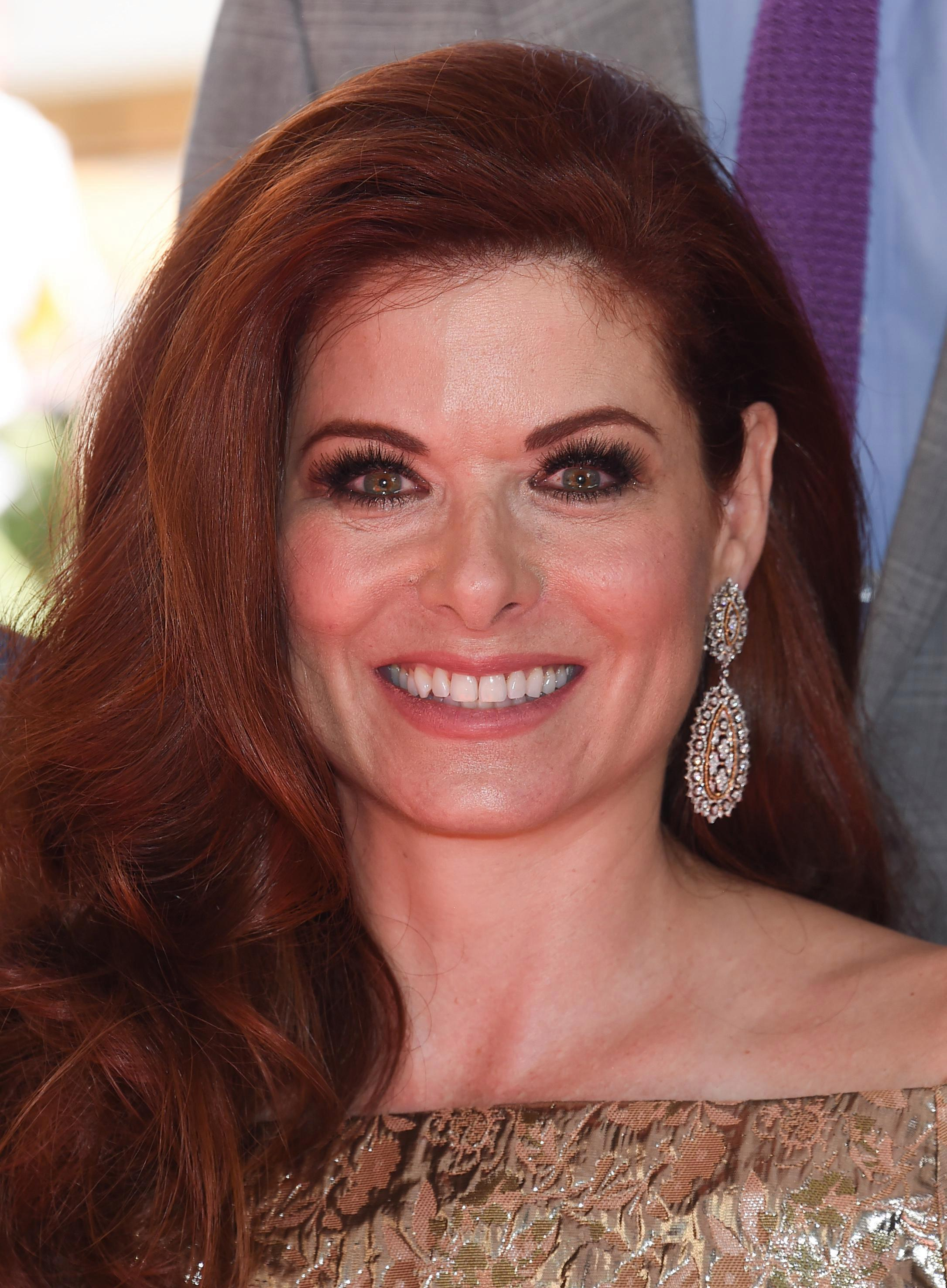 Who is Debra Messing? Grace Adler star on Will & Grace and The Mothman Prophecies and Along Came Polly actress