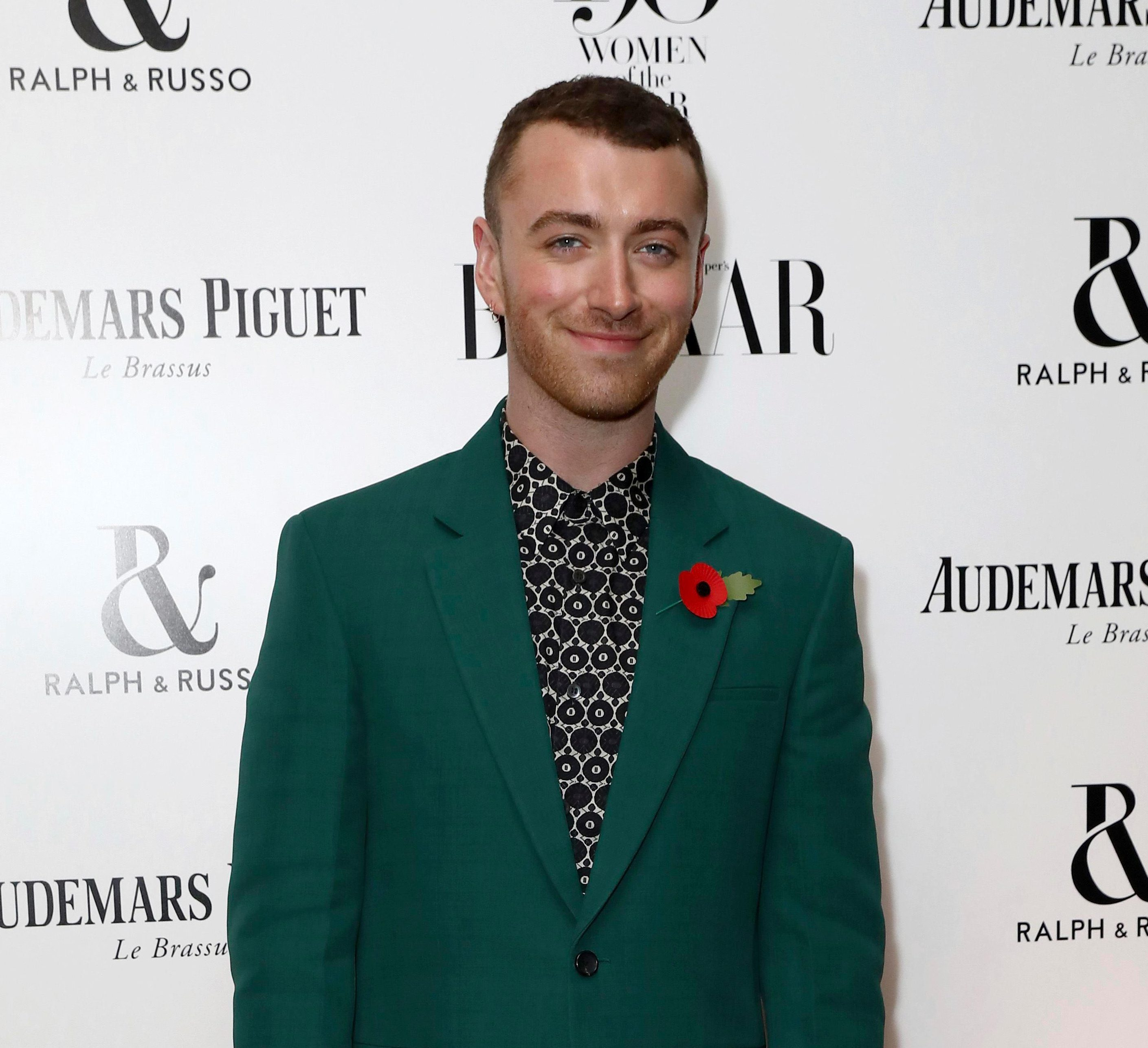 Sam Smith comeback snubbed at this year's Brit Awards
