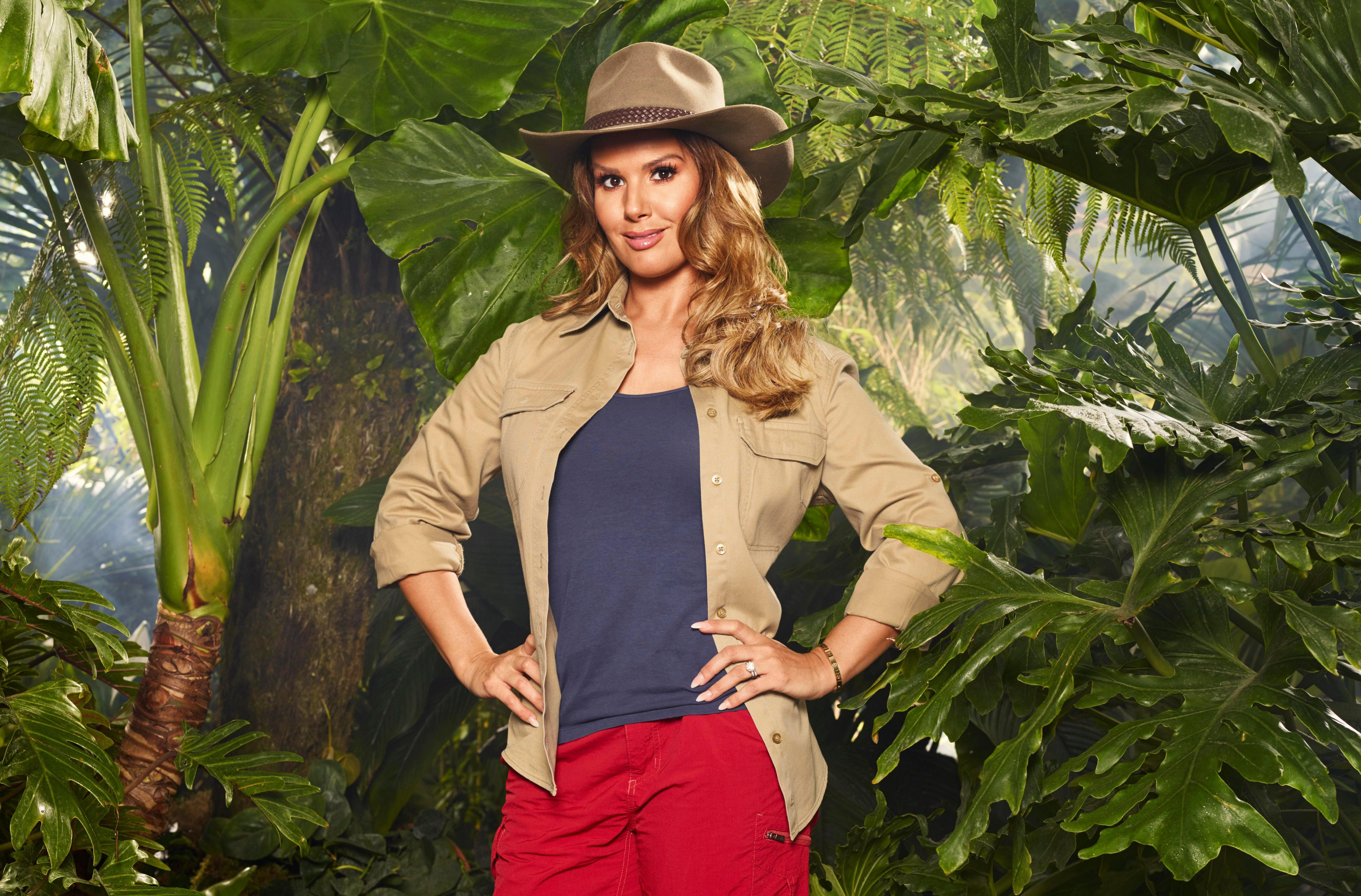How old is Rebekah Vardy? I'm A Celebrity 2017 campmate and wife of Leicester City striker Jamie