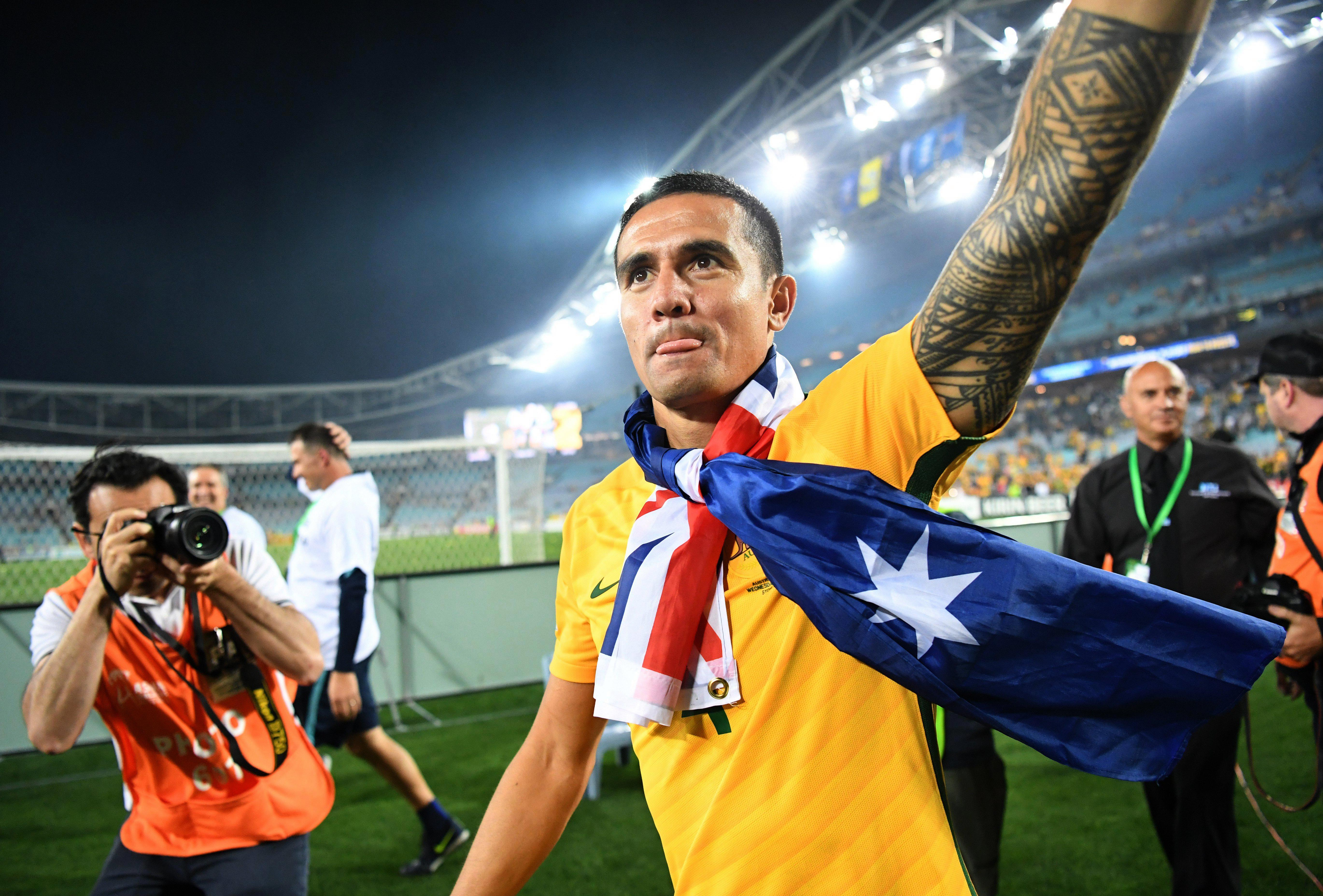 Millwall eyeing deal to bring legend Tim Cahill back as Australian star eyes regular game time ahead of World Cup