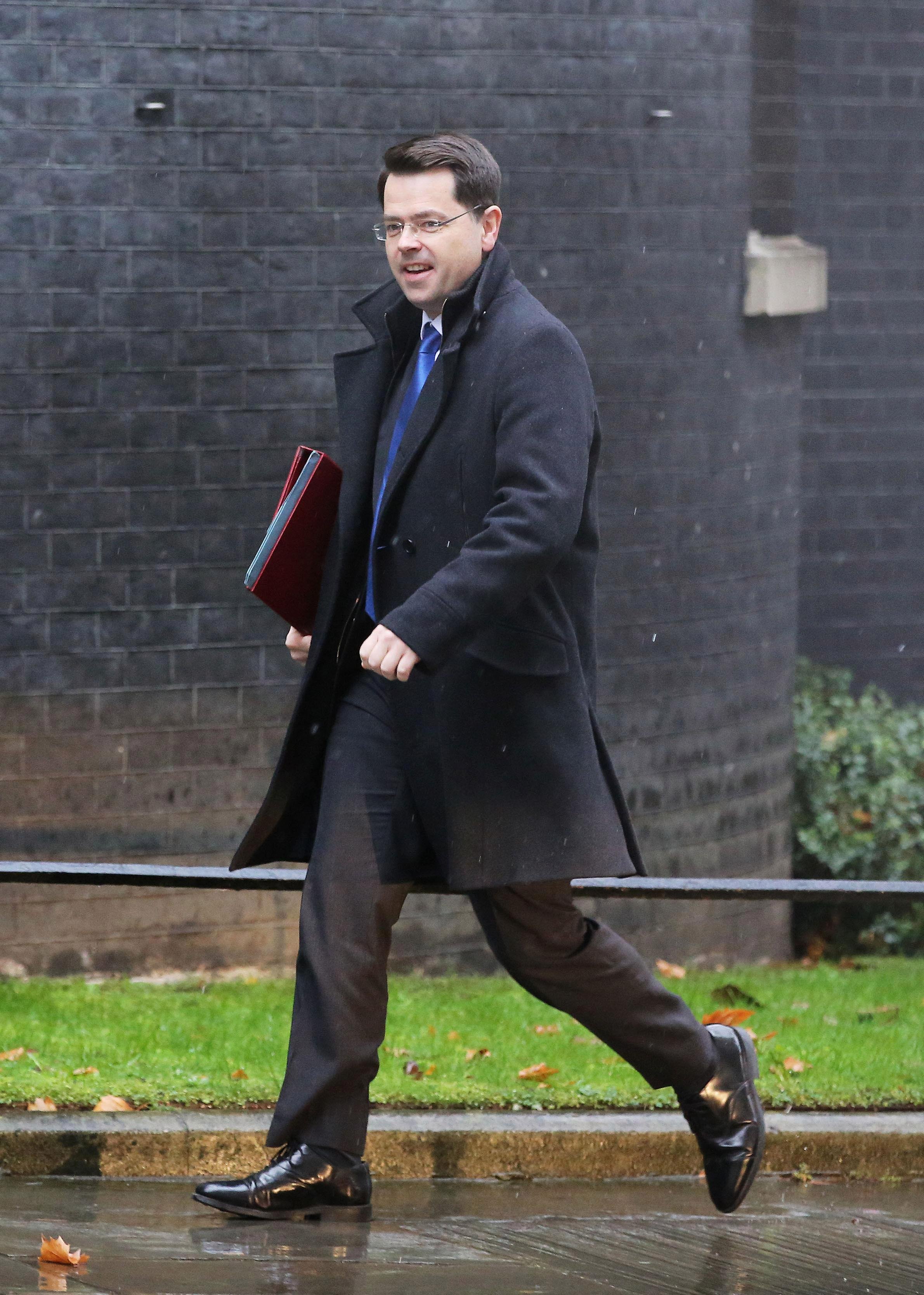Northern Ireland Secretary James Brokenshire resigns and will be leaving Government citing 'ill-health'
