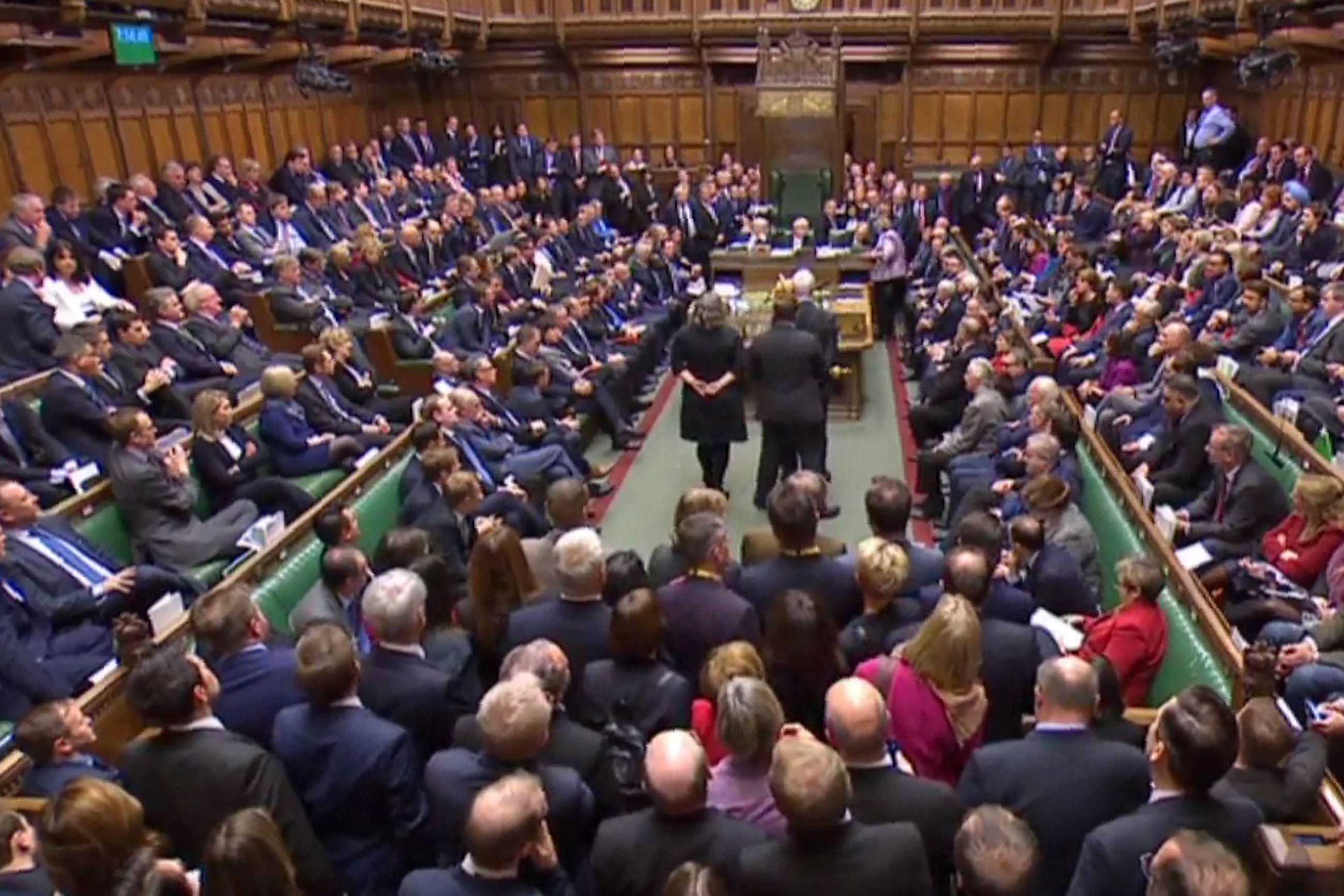 MPs accused of sexual harassment may only have to say sorry as campaigners blast draft report into tackling Westminster sleaze scandal