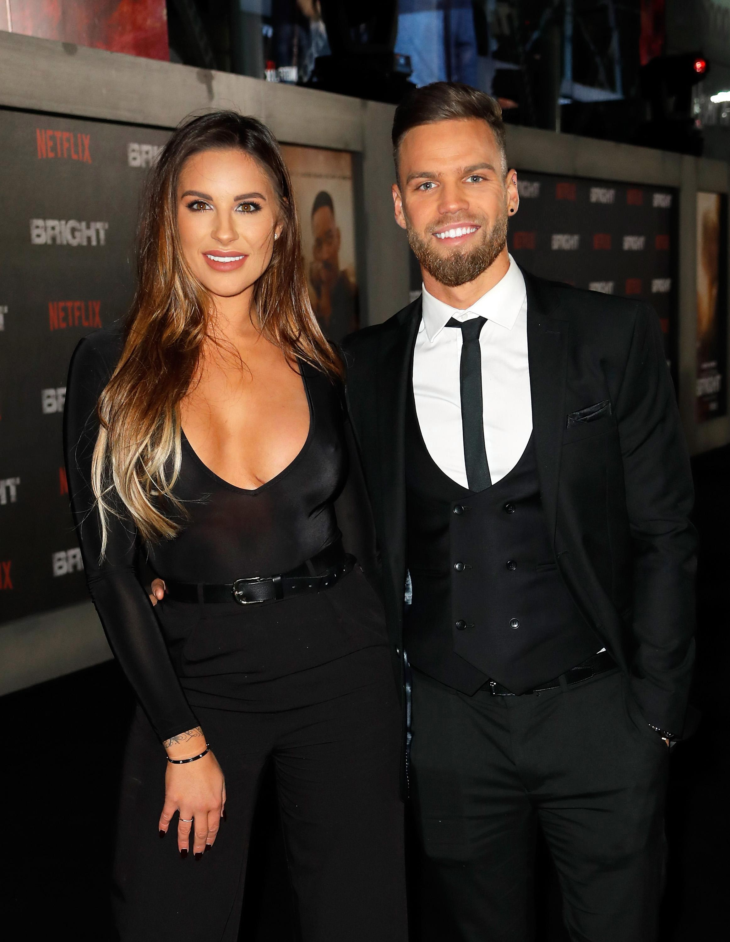 Love Island's Jessica Shears planning to start a family with Dominic Lever straight after their wedding in Greece this summer