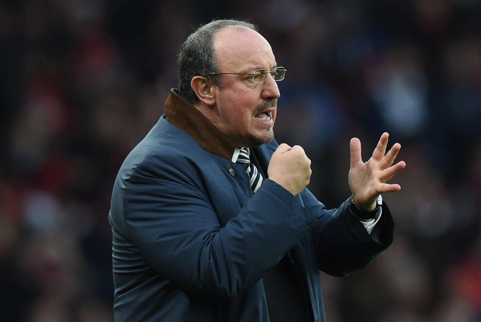 Newcastle boss Rafa Benitez to beg owner Mike Ashley for January transfer funds as Amanda Staveley investor pulls out of takeover