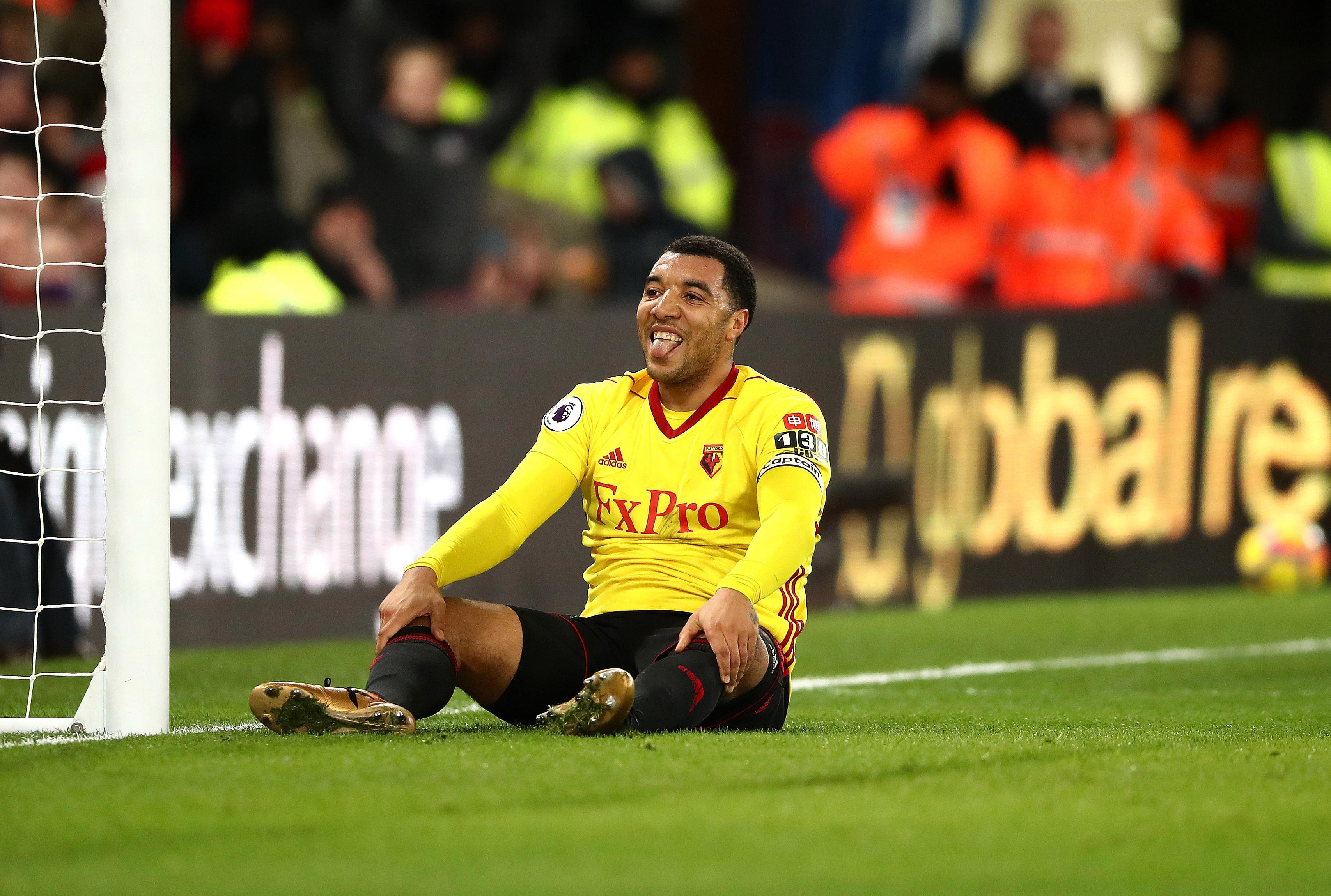 Watford captain Troy Deeney seeking psychological help to stop on-field indiscipline