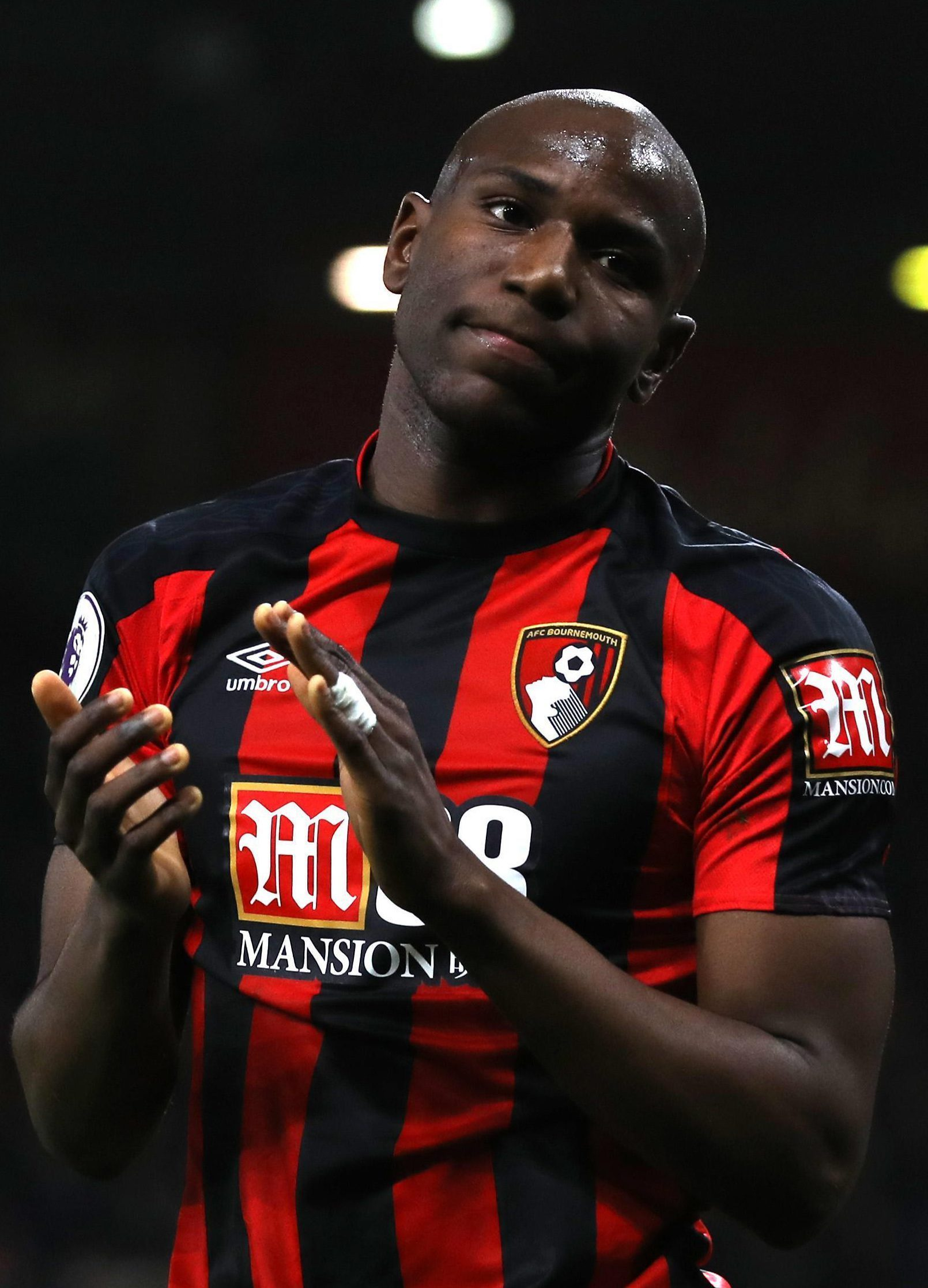 Bournemouth transfer news: Cherries ready to offload Benik Afobe following bust-up over PEN with Eddie Howe