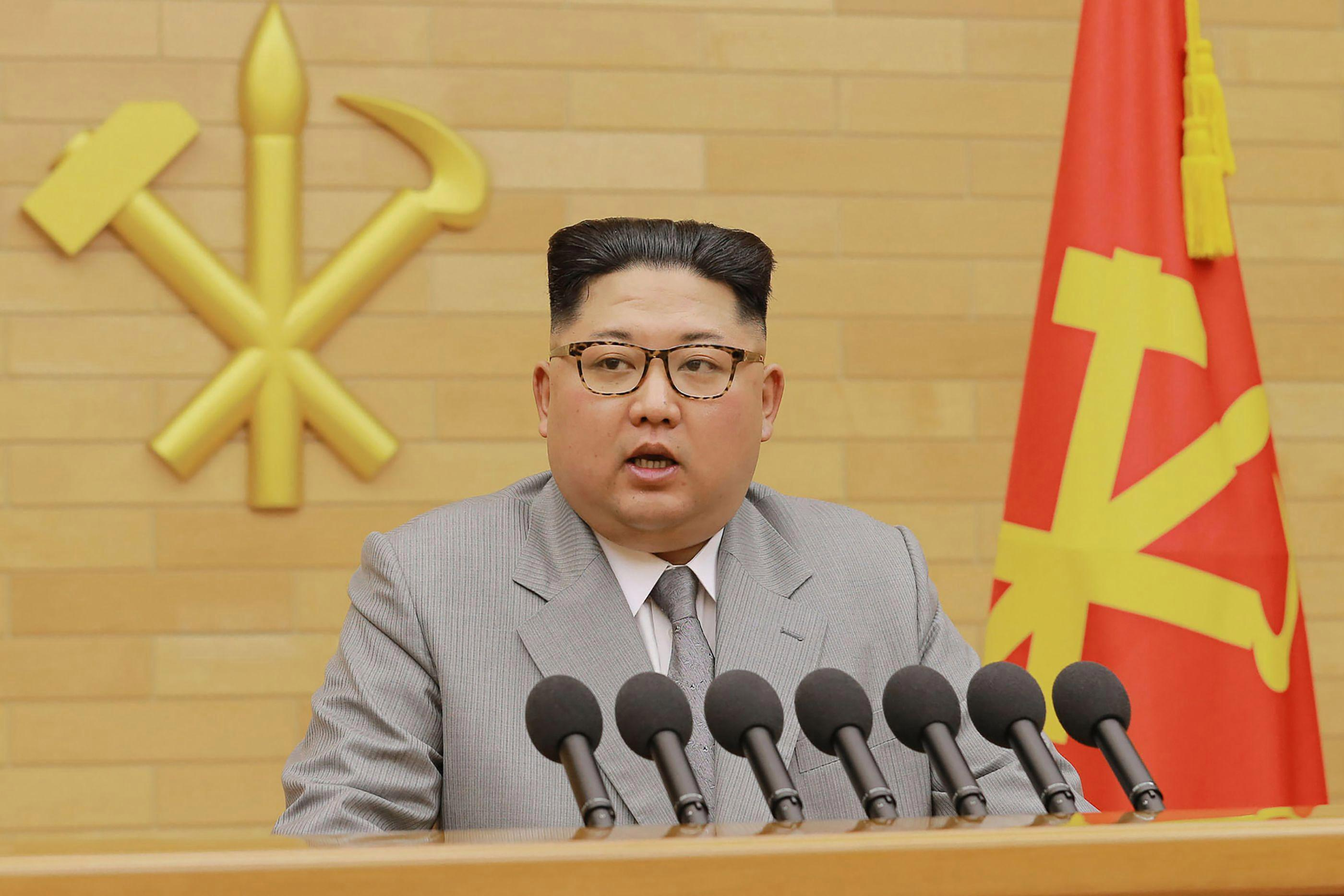 North Korea threatens to 'smash' challenges to plans to re-unify country