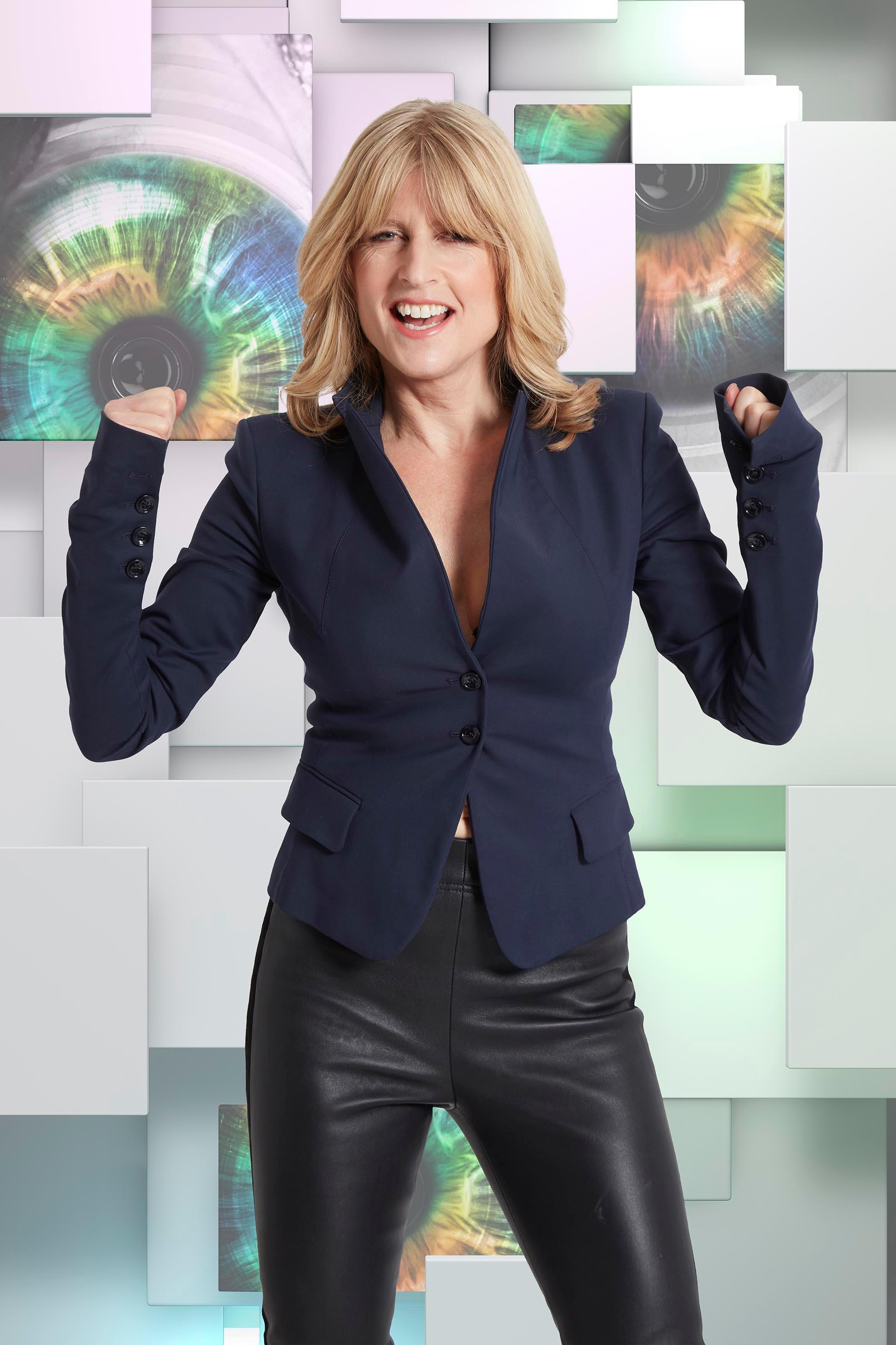 Who is Rachel Johnson? Celebrity Big Brother 2018 star, Boris's younger sister, former editor of The Lady and Notting Hell trilogy author