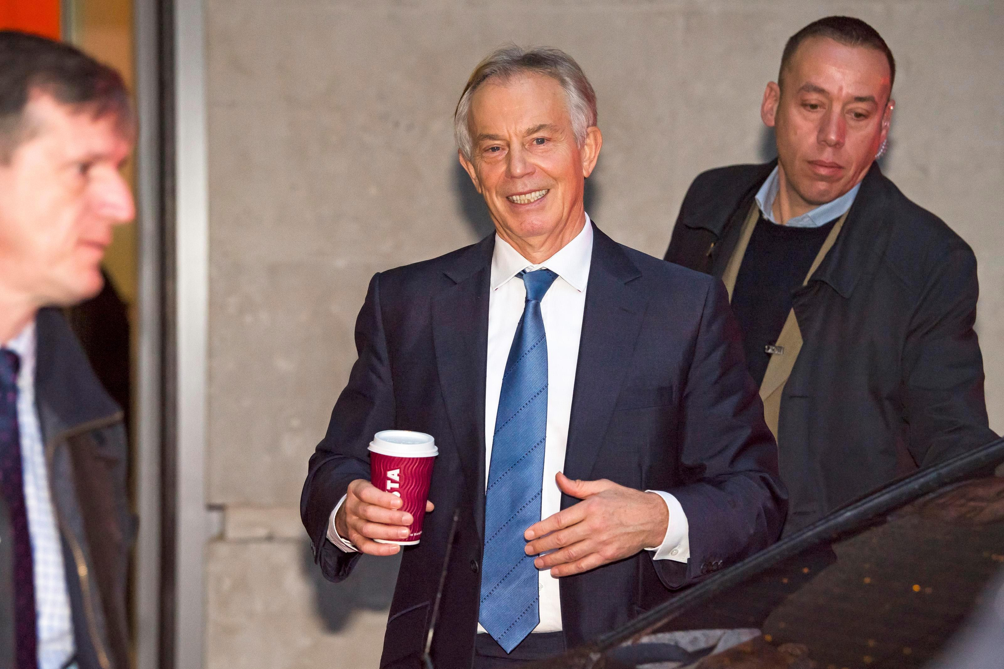 Tony Blair warns EU could collapse if it fails to reform claiming populist uprisings like Brexit will spread to other countries