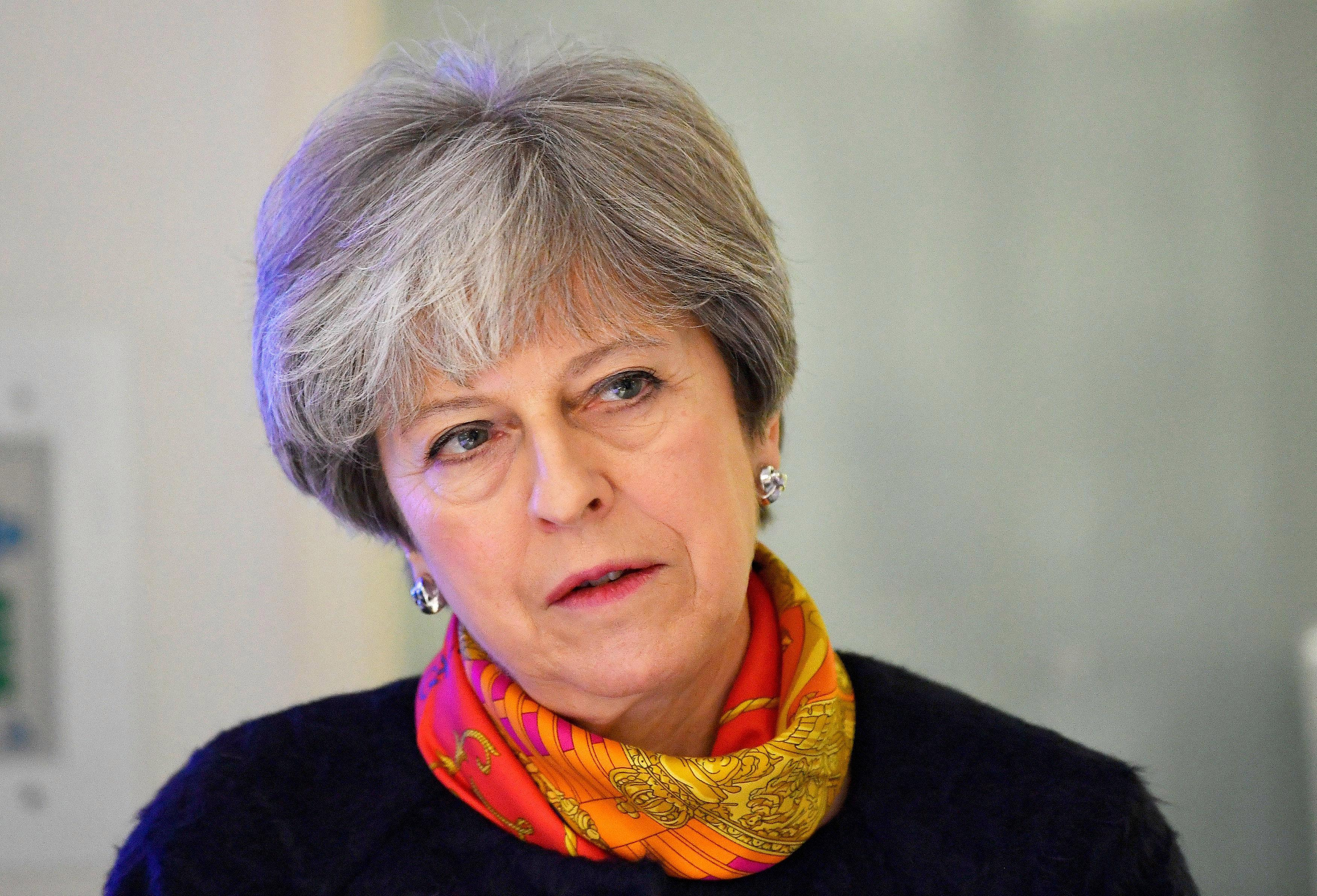 Theresa May's closest ally calls for Brexit clarity as PM is mocked by Angela Merkel over muddled negotiations