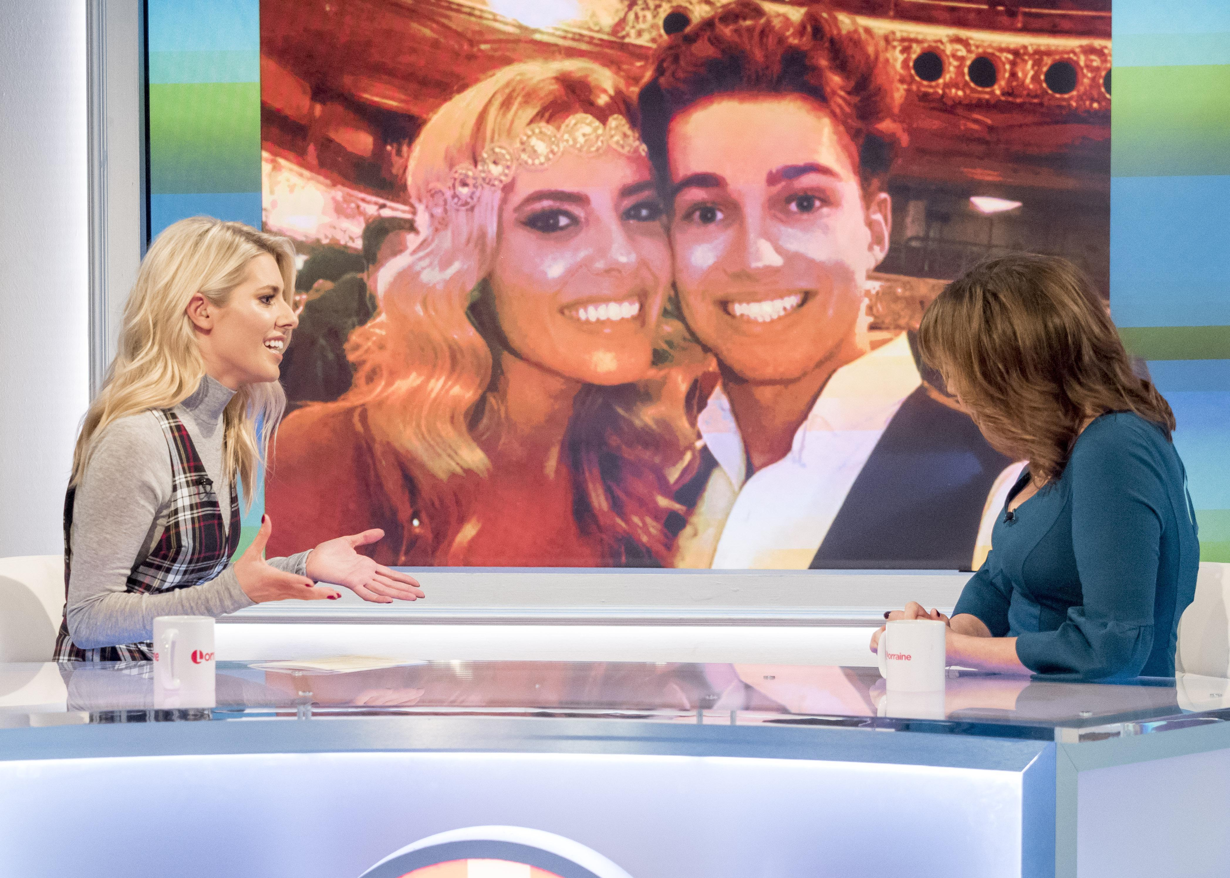 Strictly's Mollie King keeps fans guessing as she says she's 'very close' to AJ Pritchard but insists they're just 'mates'