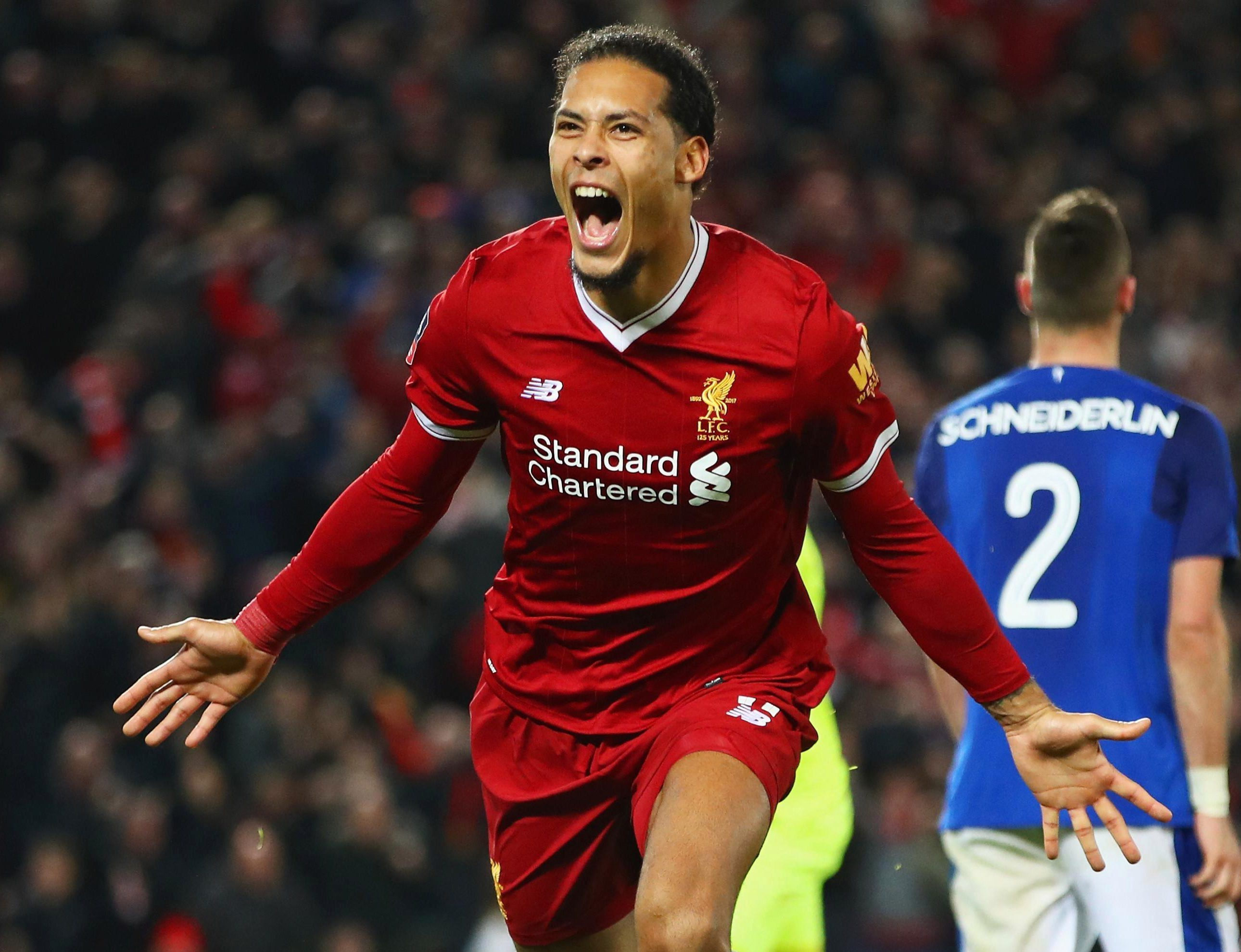 Liverpool vs Manchester City: Virgil van Dijk set to miss massive clash with thigh injury