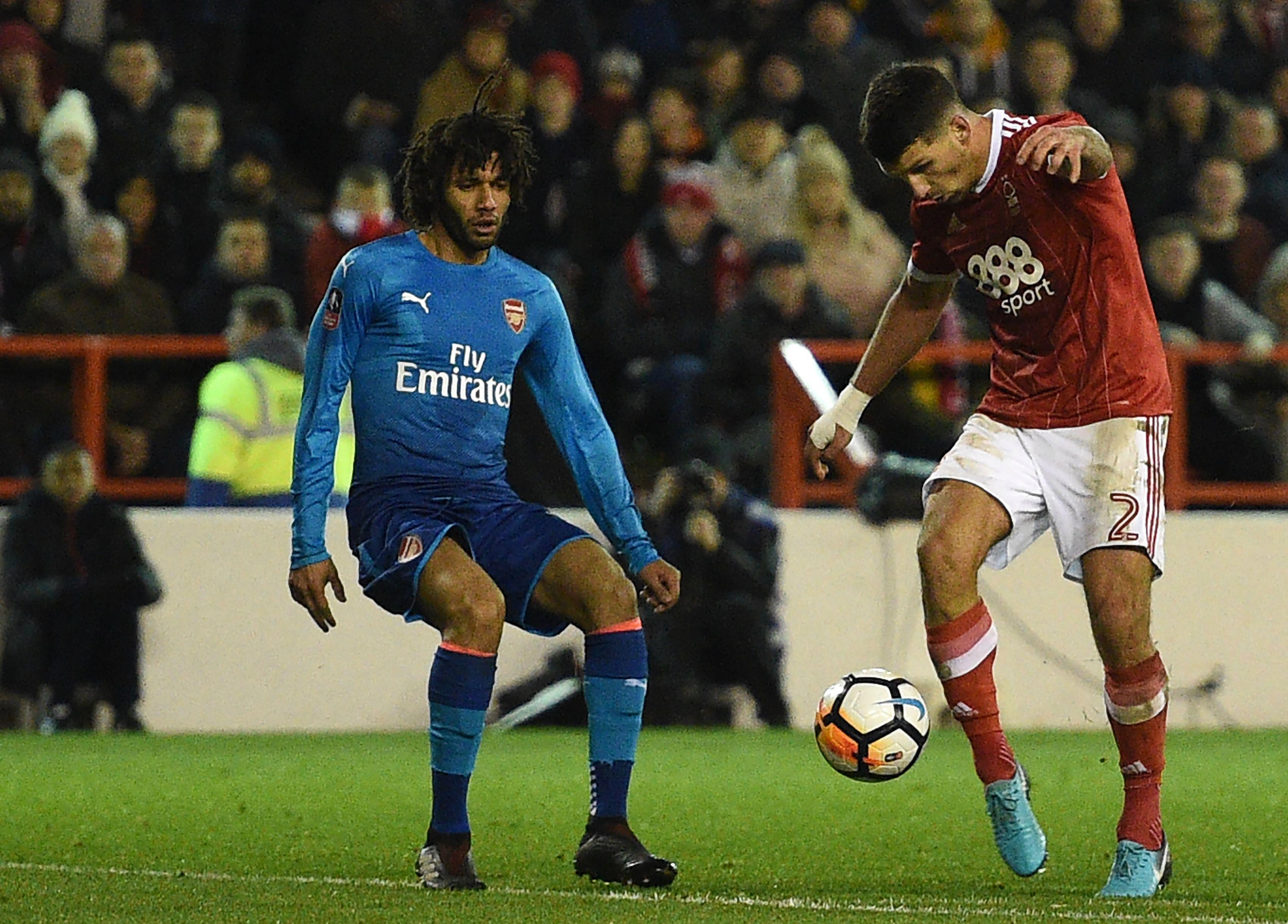 FA Cup highlights: Watch all the goals from Nottingham Forest vs Arsenal, Tottenham vs Wimbledon and Newport vs Leeds
