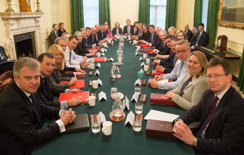 The Brexit clock is ticking and the Cabinet needs to act fast and hard now