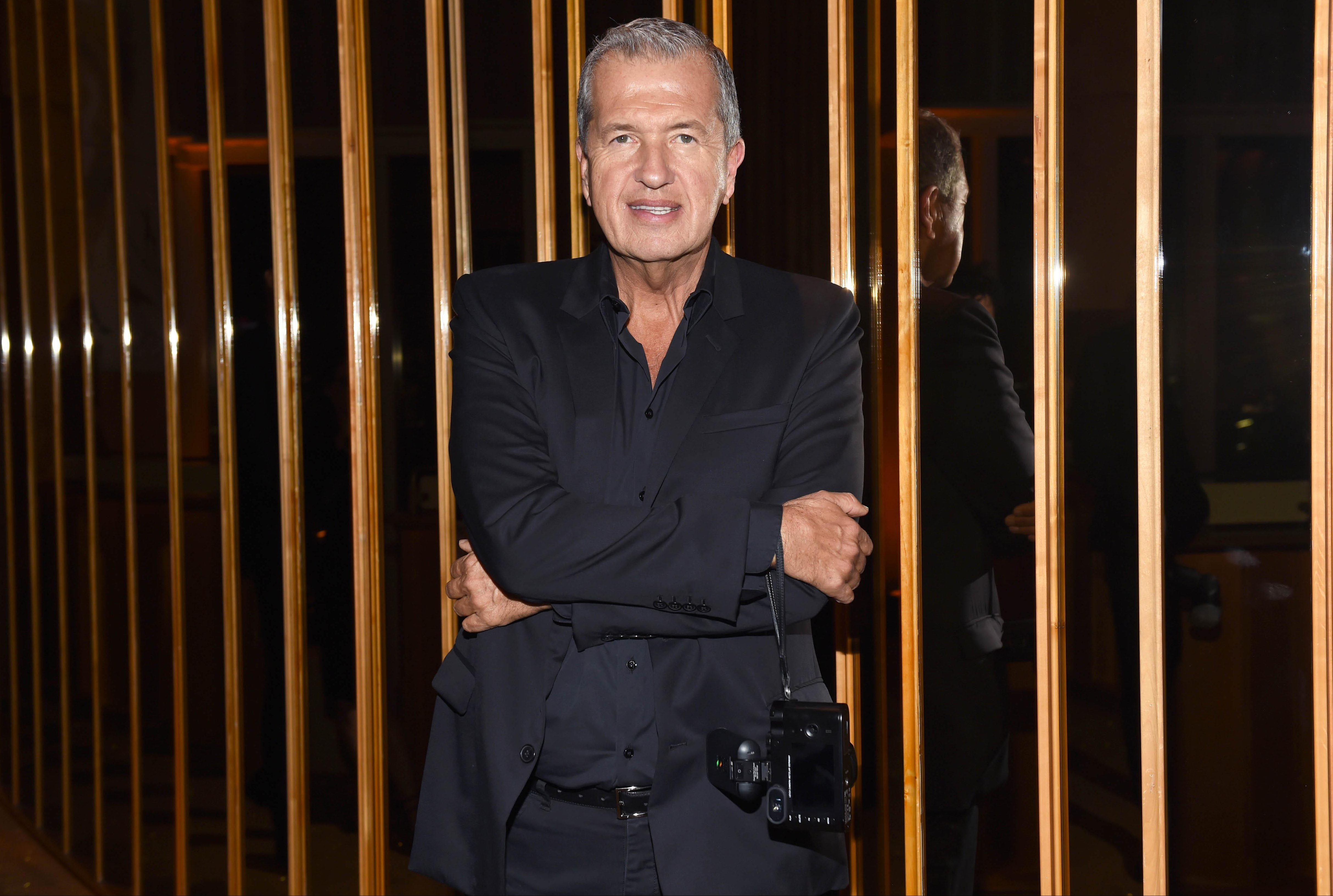 Who is Mario Testino and what are the allegations against him? Photographer suspended from Vogue with Bruce Weber