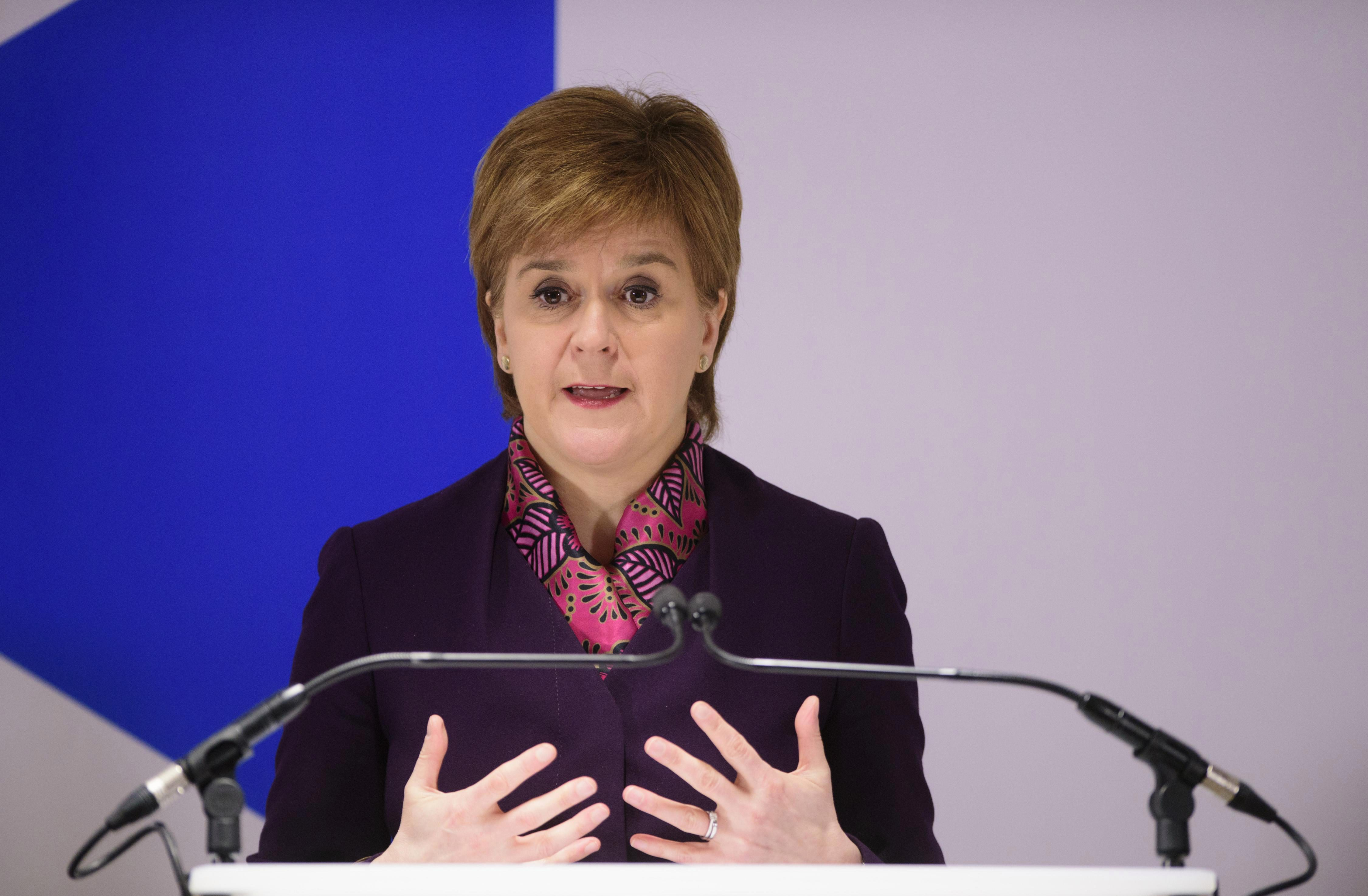Nicola Sturgeon plots to 'eradicate' the Union flag and will refuse to fly it for the Queen's birthday