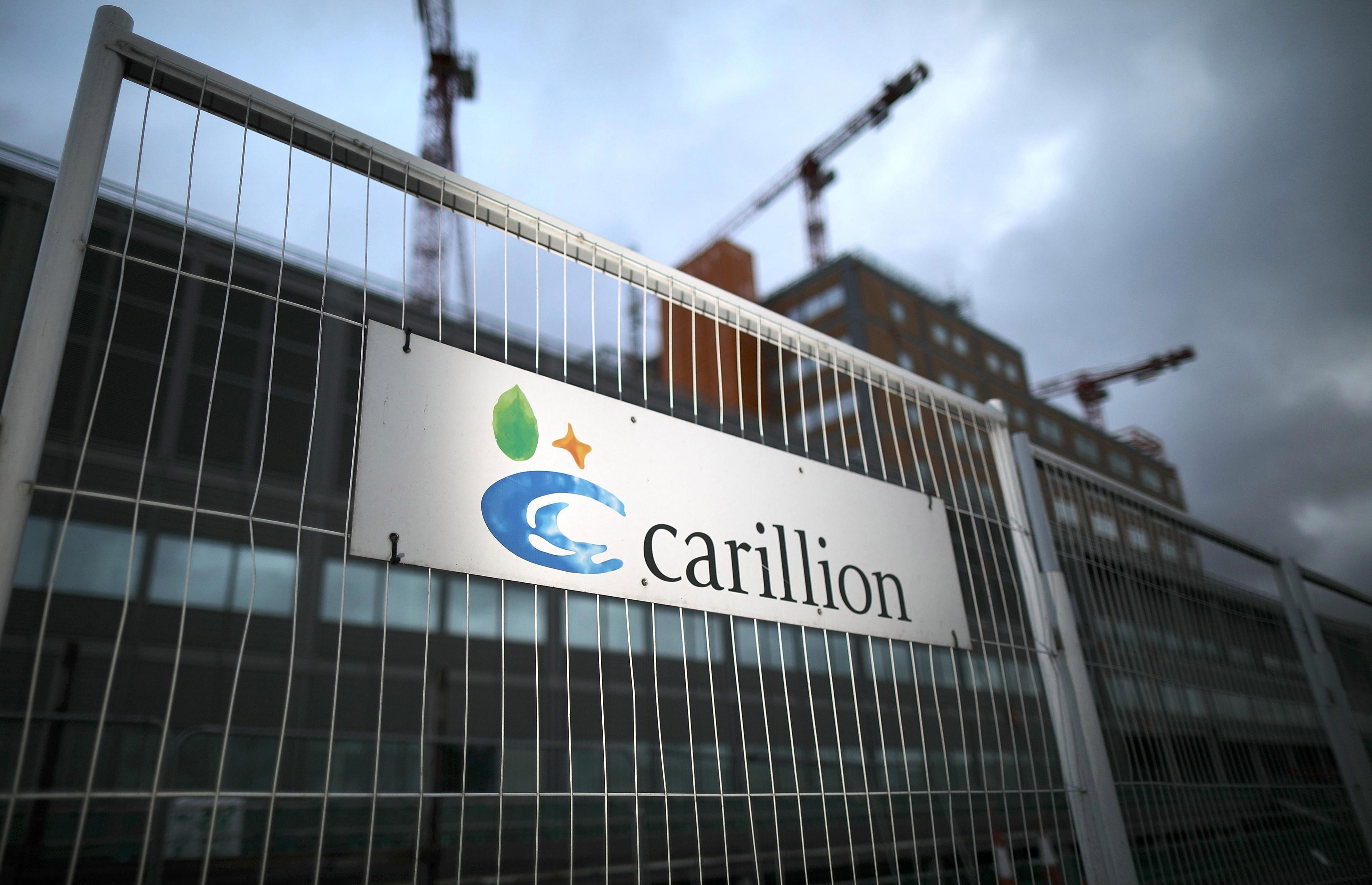 Taxpayers face multi million-pound bill after collapse of Carillion as thousands of jobs could go TOMORROW