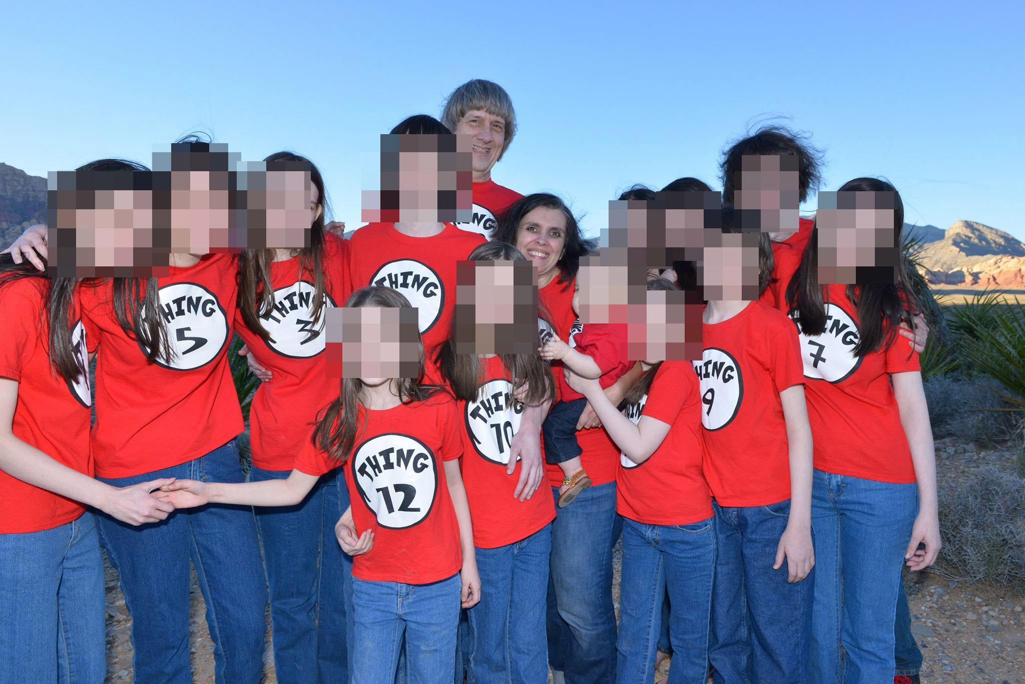 Turpin family – Cops 'may order DNA testing on the 13 House of Horrors kids to check if they're even related'