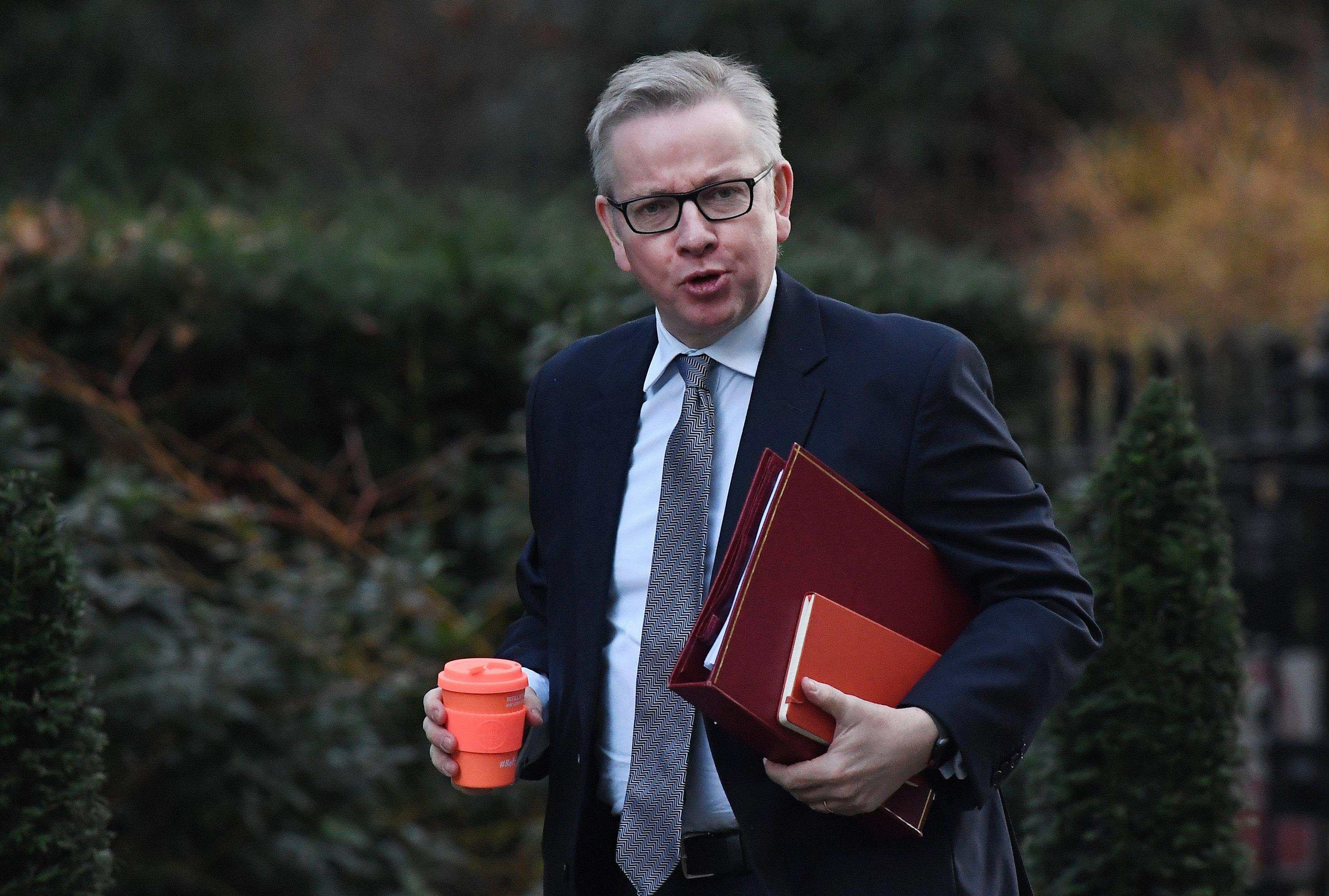 Police called to Michael Gove's house after his daughter's 15th birthday party ended in booze and drug-fuelled chaos